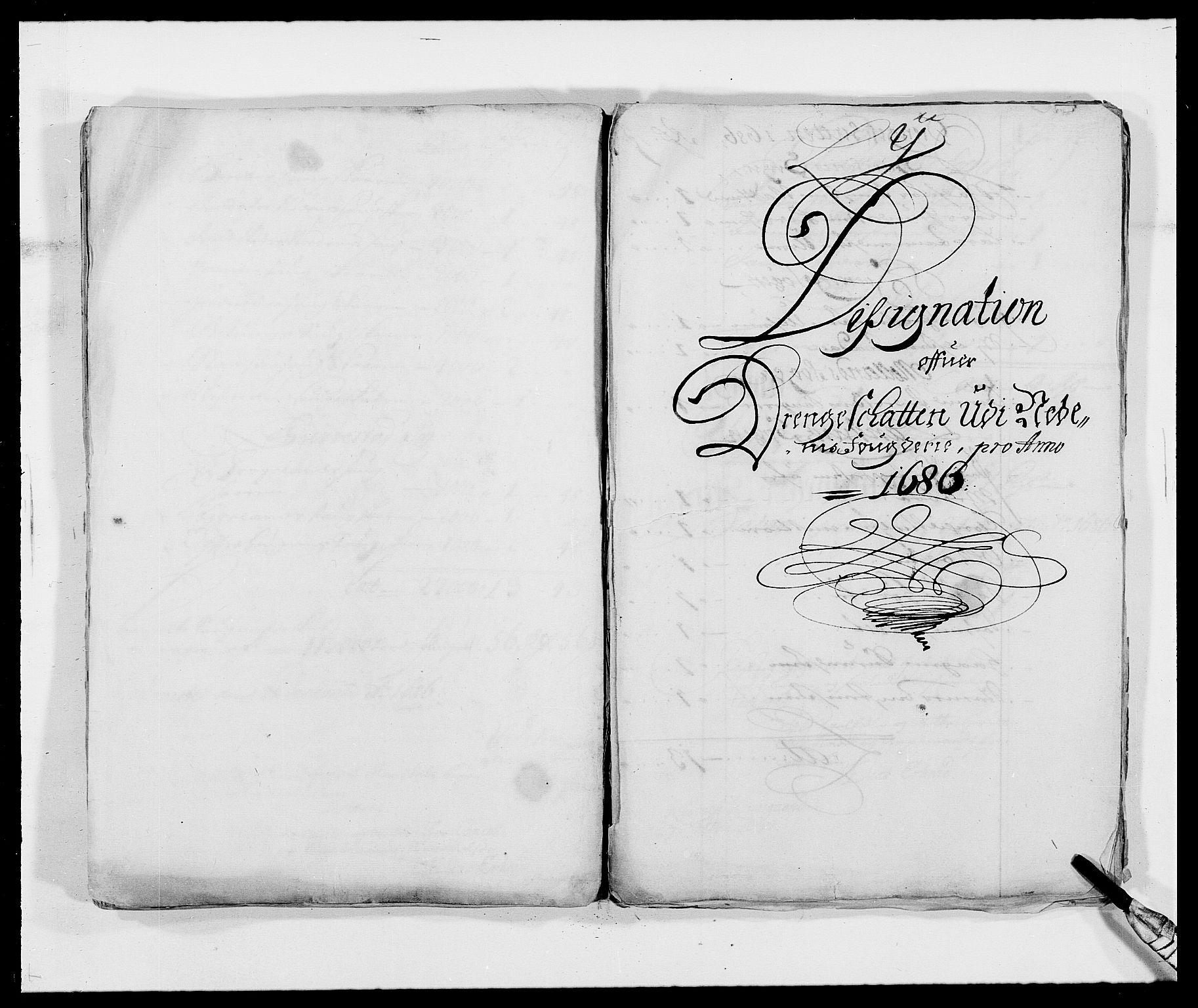 RA, Rentekammeret inntil 1814, Reviderte regnskaper, Fogderegnskap, R39/L2308: Fogderegnskap Nedenes, 1684-1689, s. 399
