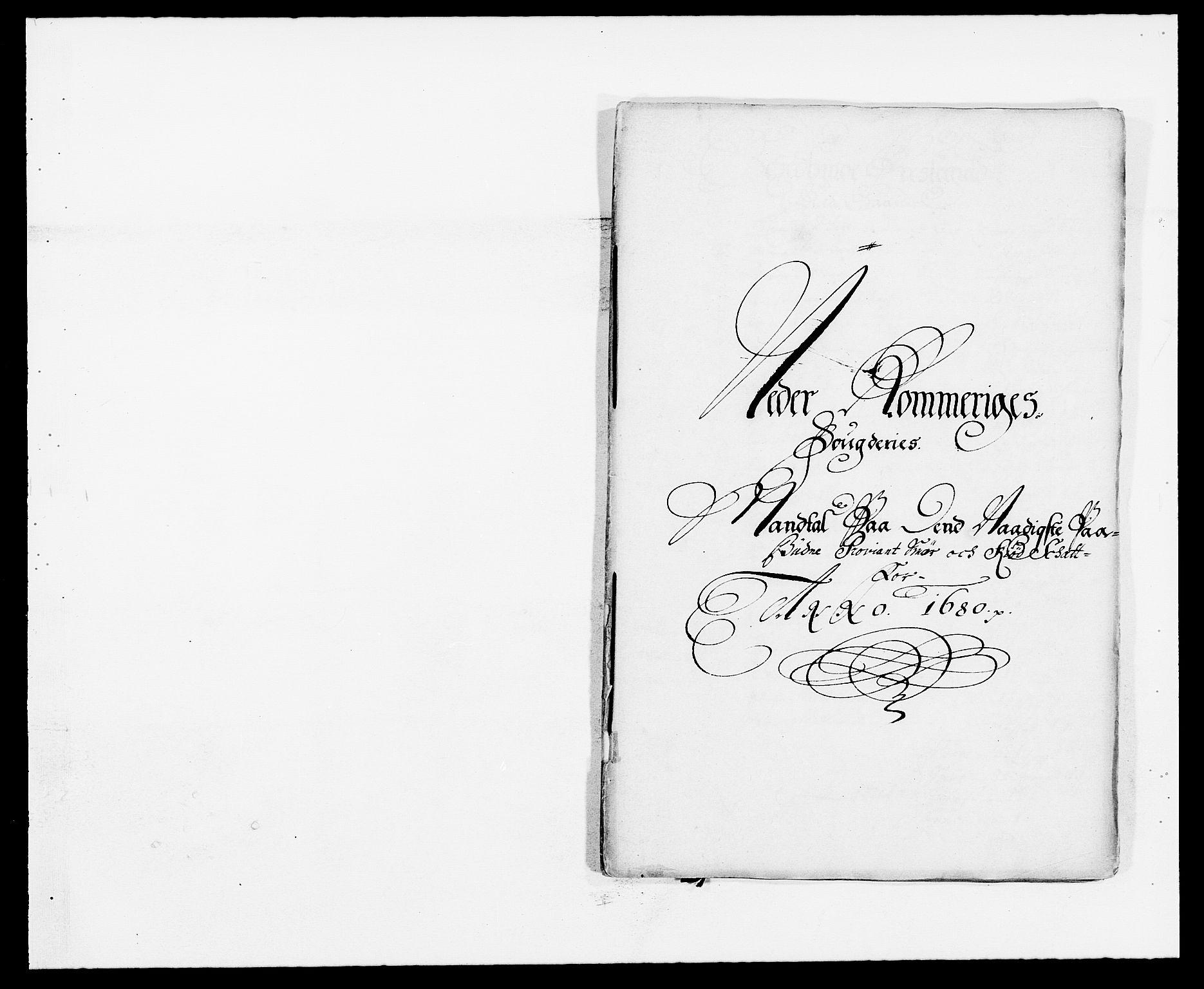 RA, Rentekammeret inntil 1814, Reviderte regnskaper, Fogderegnskap, R11/L0569: Fogderegnskap Nedre Romerike, 1680-1681, s. 143