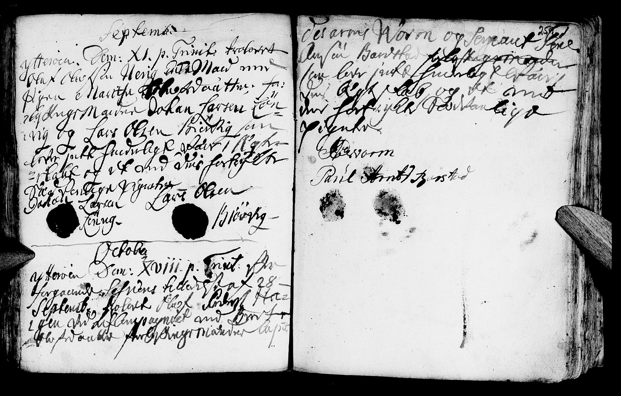 SAT, Ministerialprotokoller, klokkerbøker og fødselsregistre - Nord-Trøndelag, 722/L0215: Ministerialbok nr. 722A02, 1718-1755, s. 259