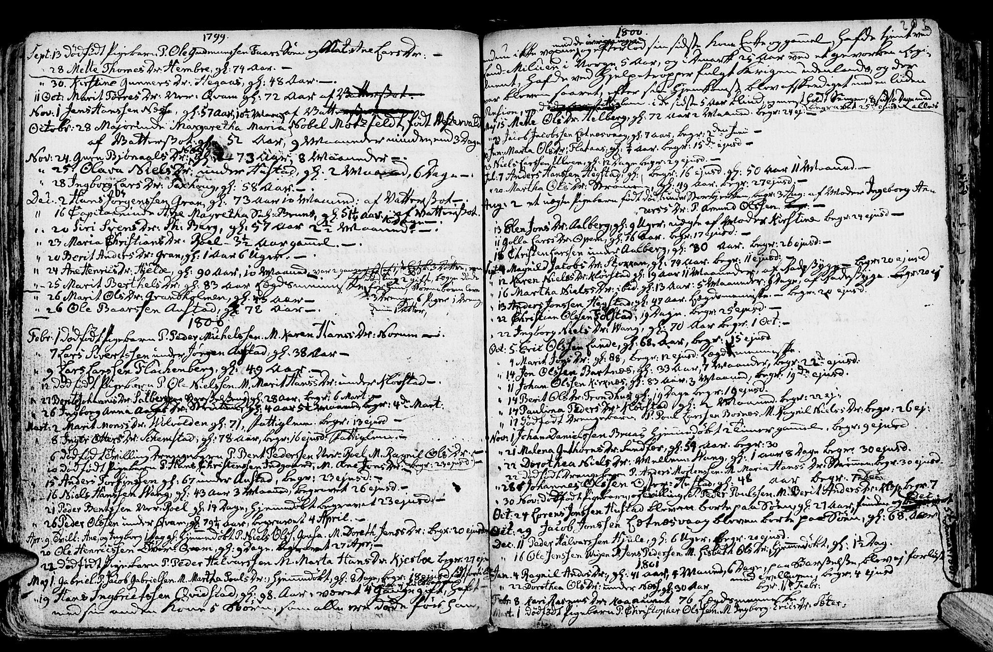 SAT, Ministerialprotokoller, klokkerbøker og fødselsregistre - Nord-Trøndelag, 730/L0273: Ministerialbok nr. 730A02, 1762-1802, s. 203