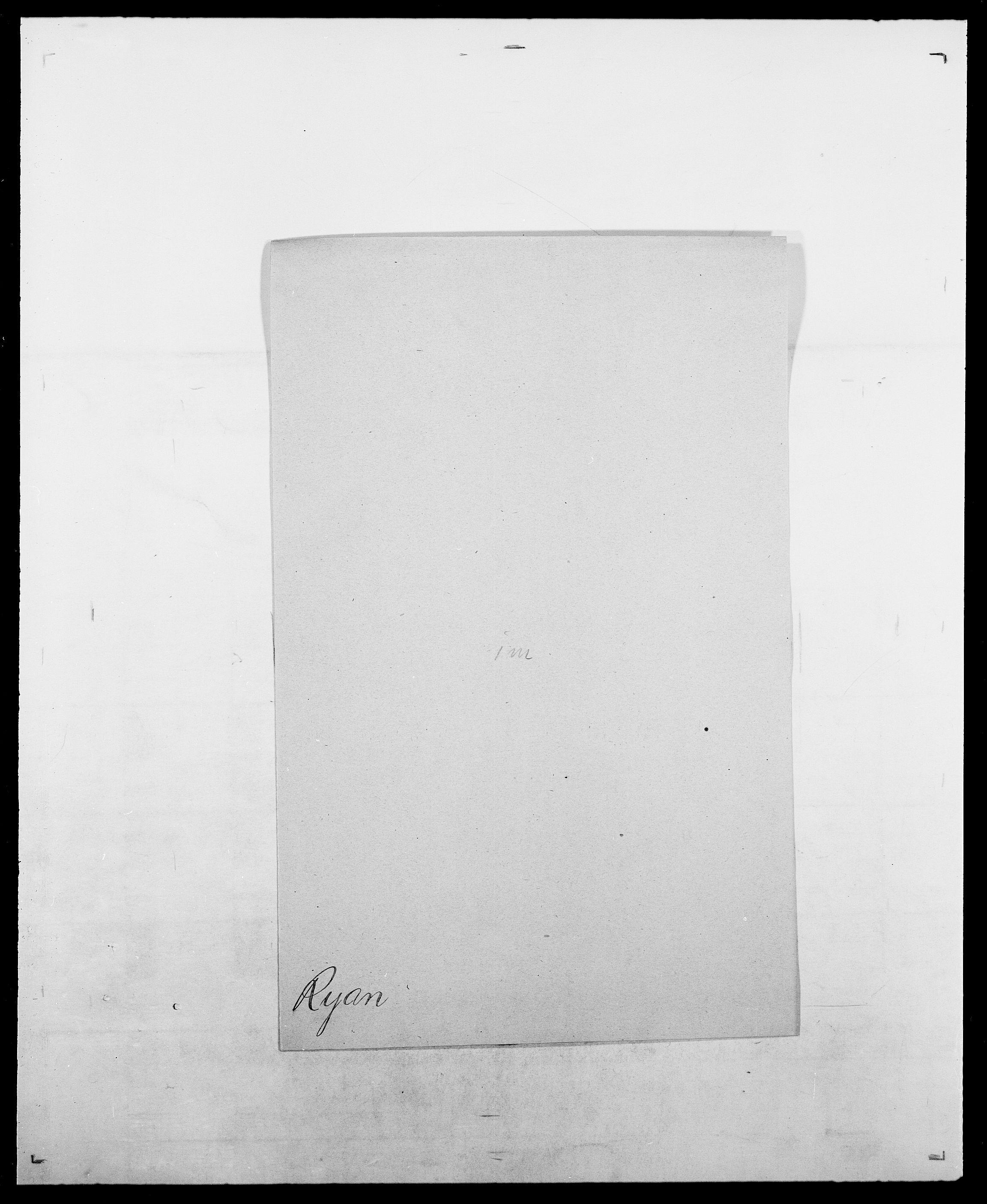 SAO, Delgobe, Charles Antoine - samling, D/Da/L0033: Roald - Røyem, s. 515