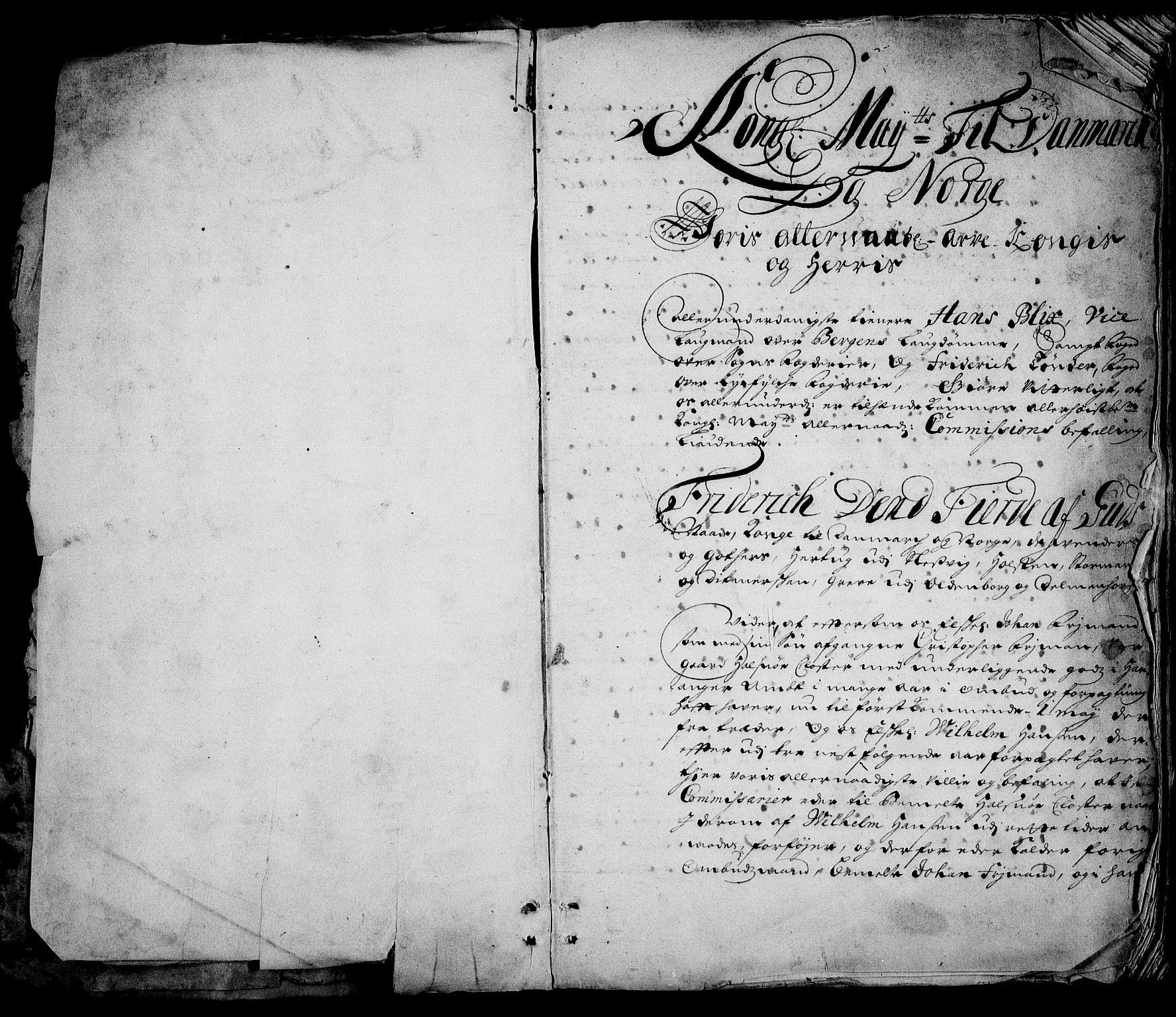 RA, Rentekammeret inntil 1814, Realistisk ordnet avdeling, On/L0002: [Jj 3]: Besiktigelsesforretninger over Halsnøy klosters gods, 1659-1703, s. 1a