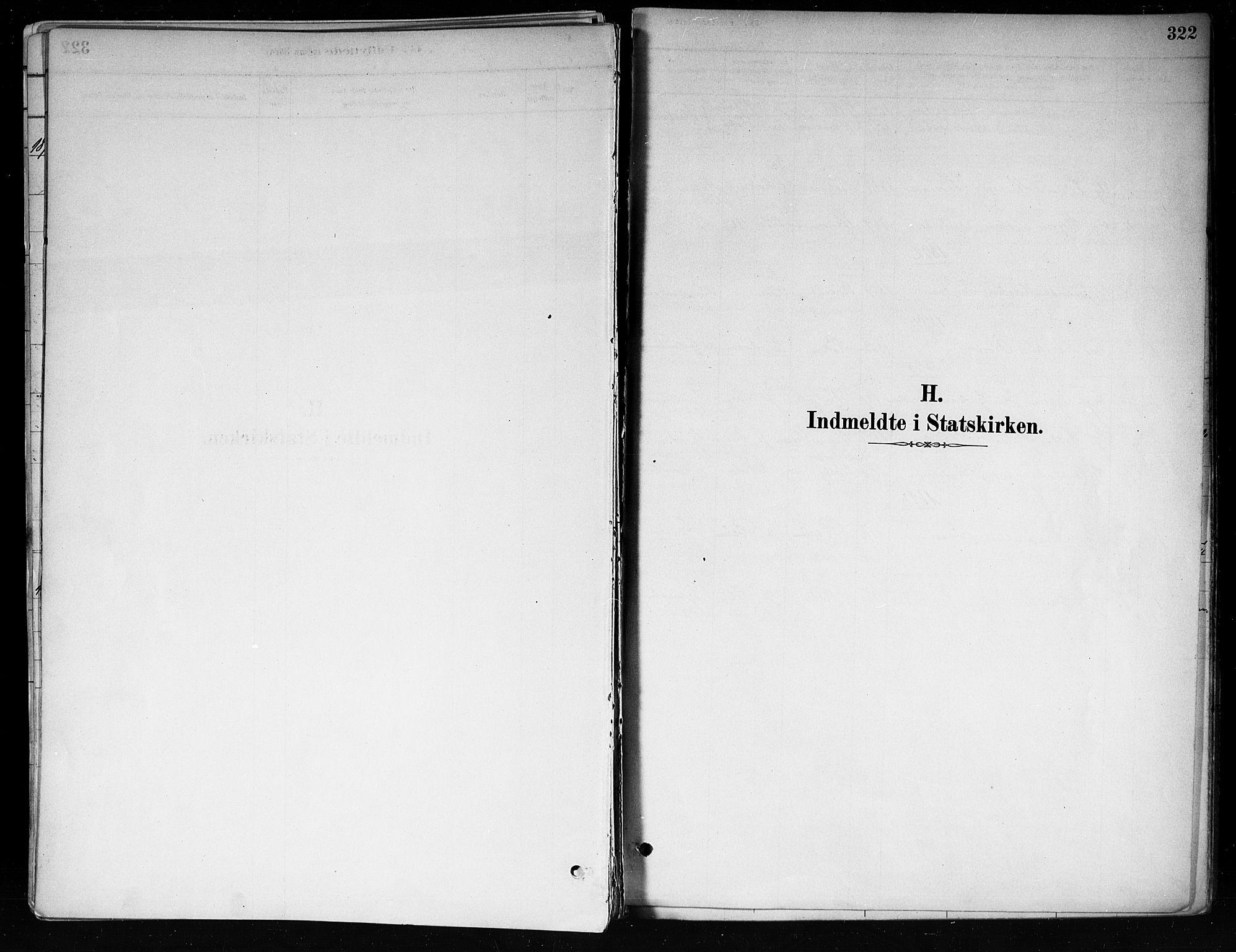 SAKO, Røyken kirkebøker, F/Fa/L0008: Ministerialbok nr. 8, 1880-1897, s. 322