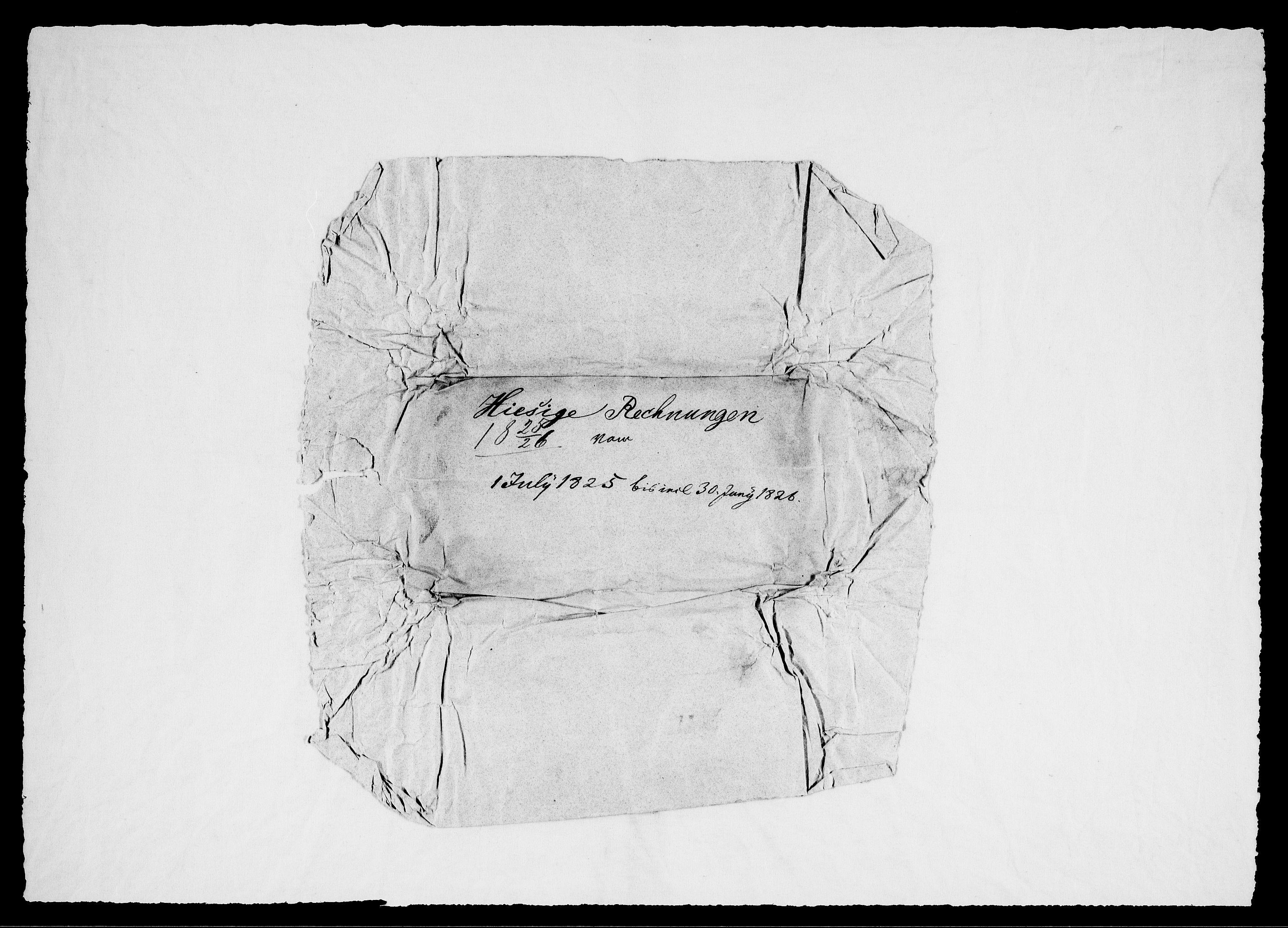 RA, Modums Blaafarveværk, G/Gd/Gdc/L0215, 1825-1828, s. 2