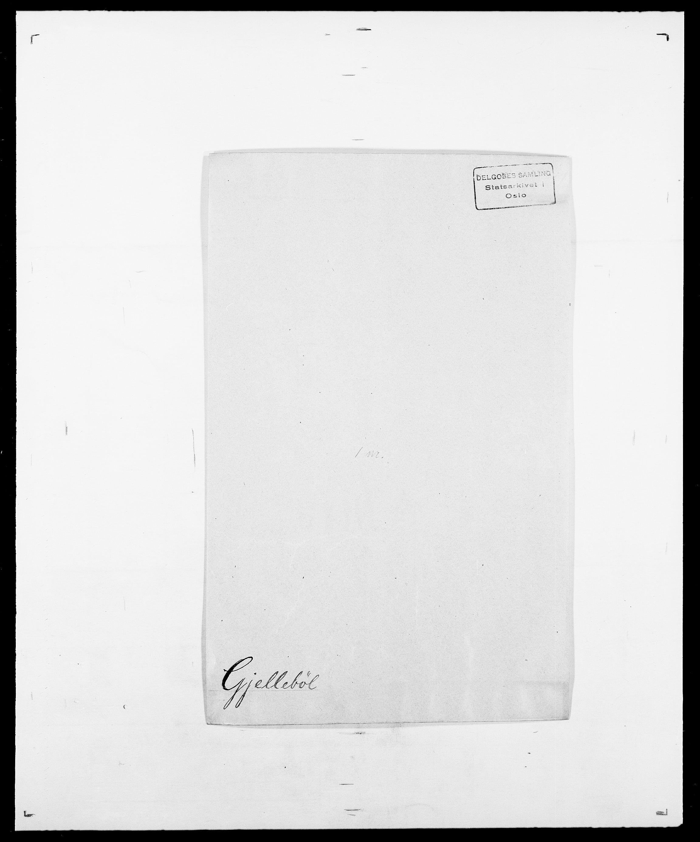 SAO, Delgobe, Charles Antoine - samling, D/Da/L0014: Giebdhausen - Grip, s. 95