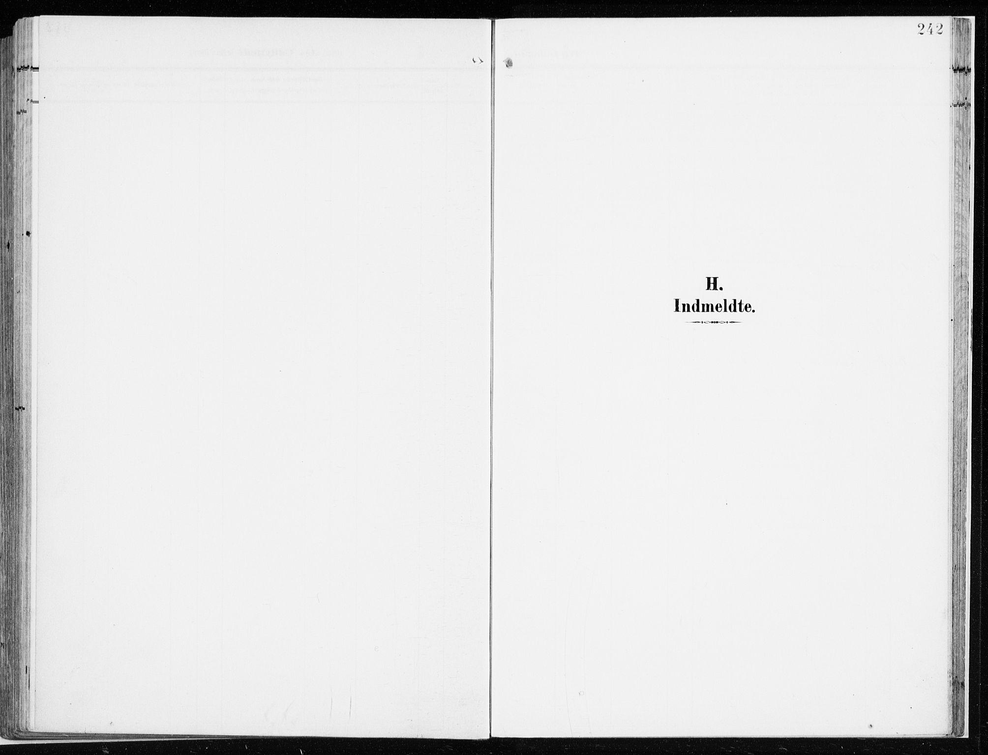 SAH, Løten prestekontor, K/Ka/L0011: Ministerialbok nr. 11, 1908-1917, s. 242