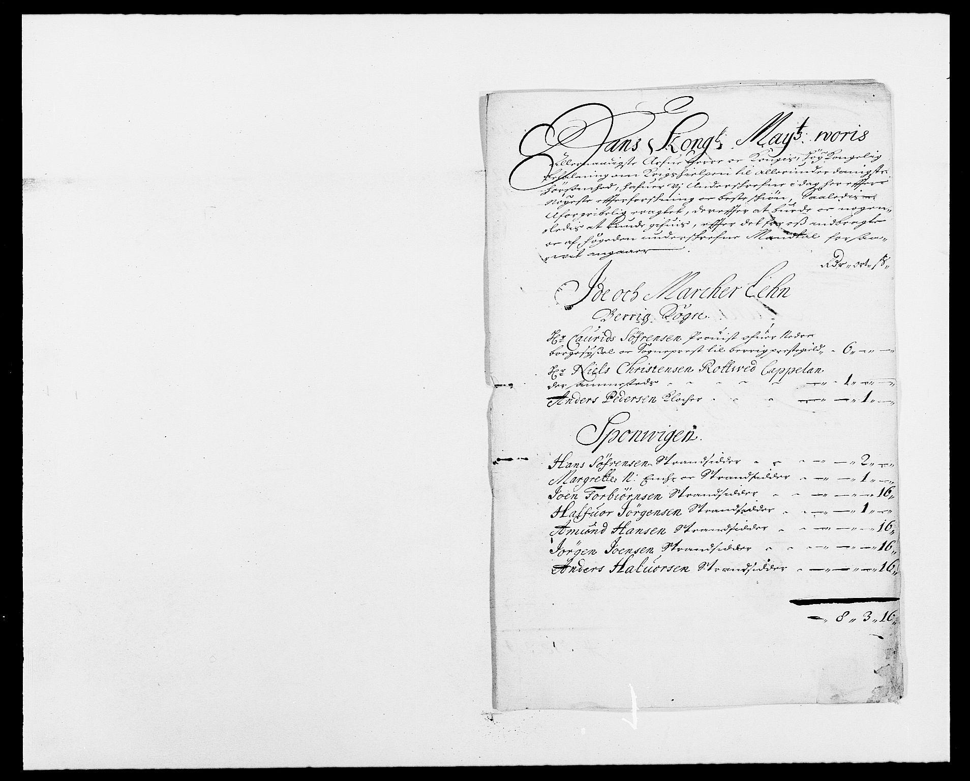 RA, Rentekammeret inntil 1814, Reviderte regnskaper, Fogderegnskap, R01/L0004: Fogderegnskap Idd og Marker , 1682-1683, s. 345