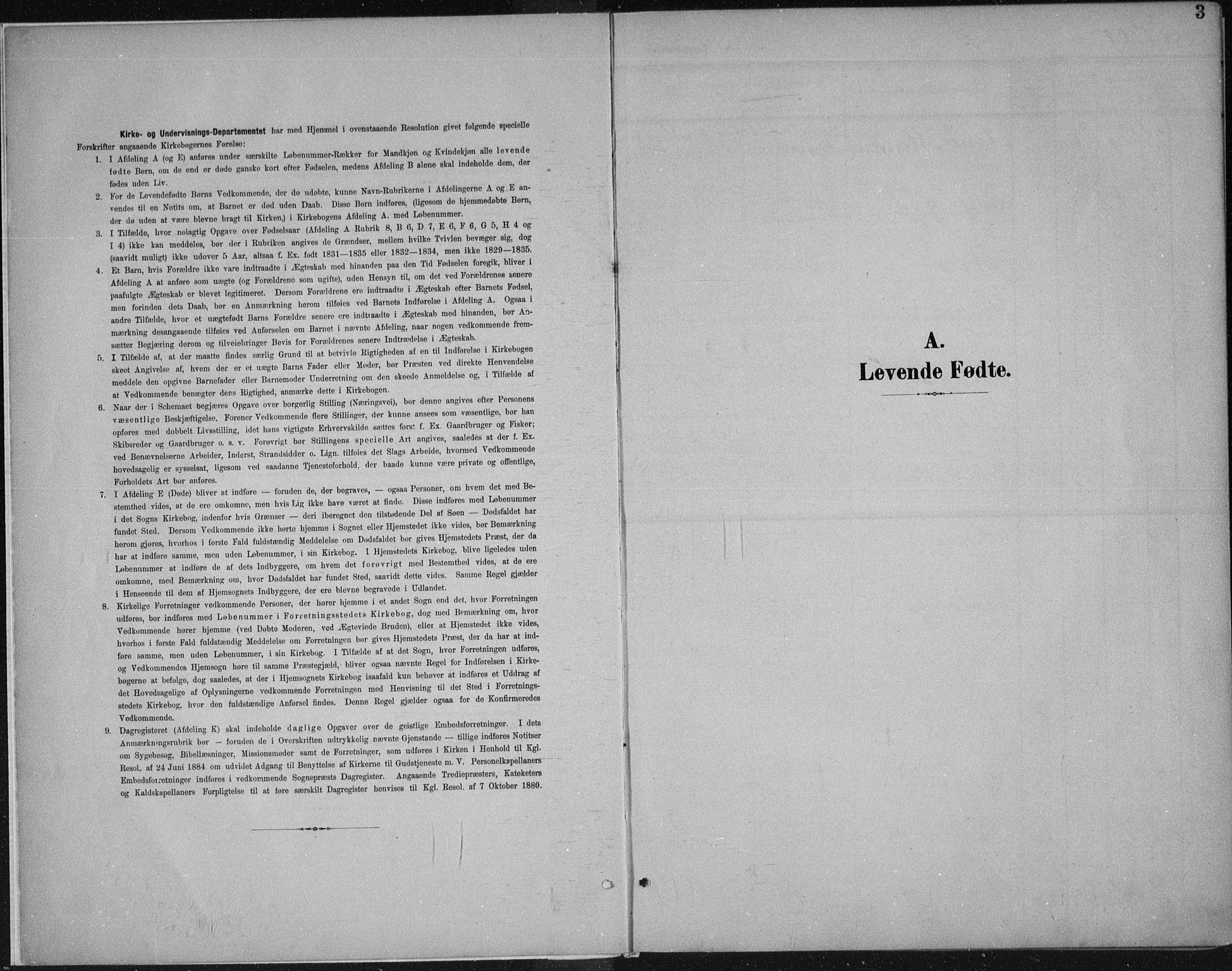 SAH, Vardal prestekontor, H/Ha/Haa/L0013: Ministerialbok nr. 13, 1901-1911, s. 3