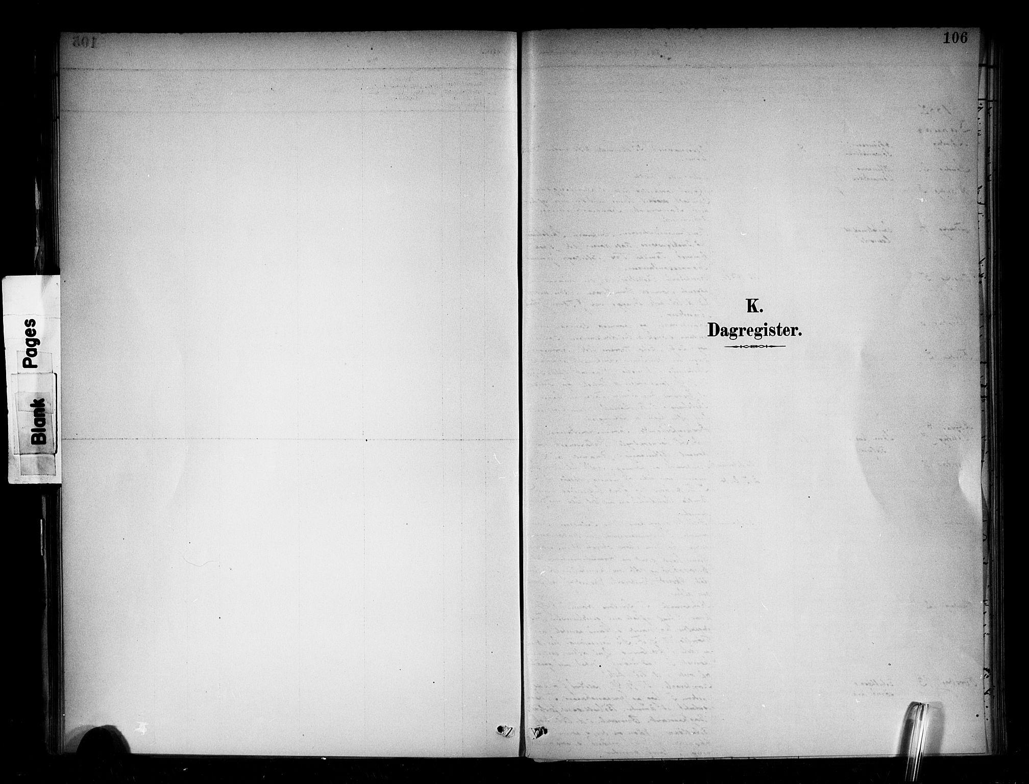 SAB, Den Norske Sjømannsmisjon i utlandet*, Ministerialbok nr. A 2, 1886-1888, s. 106