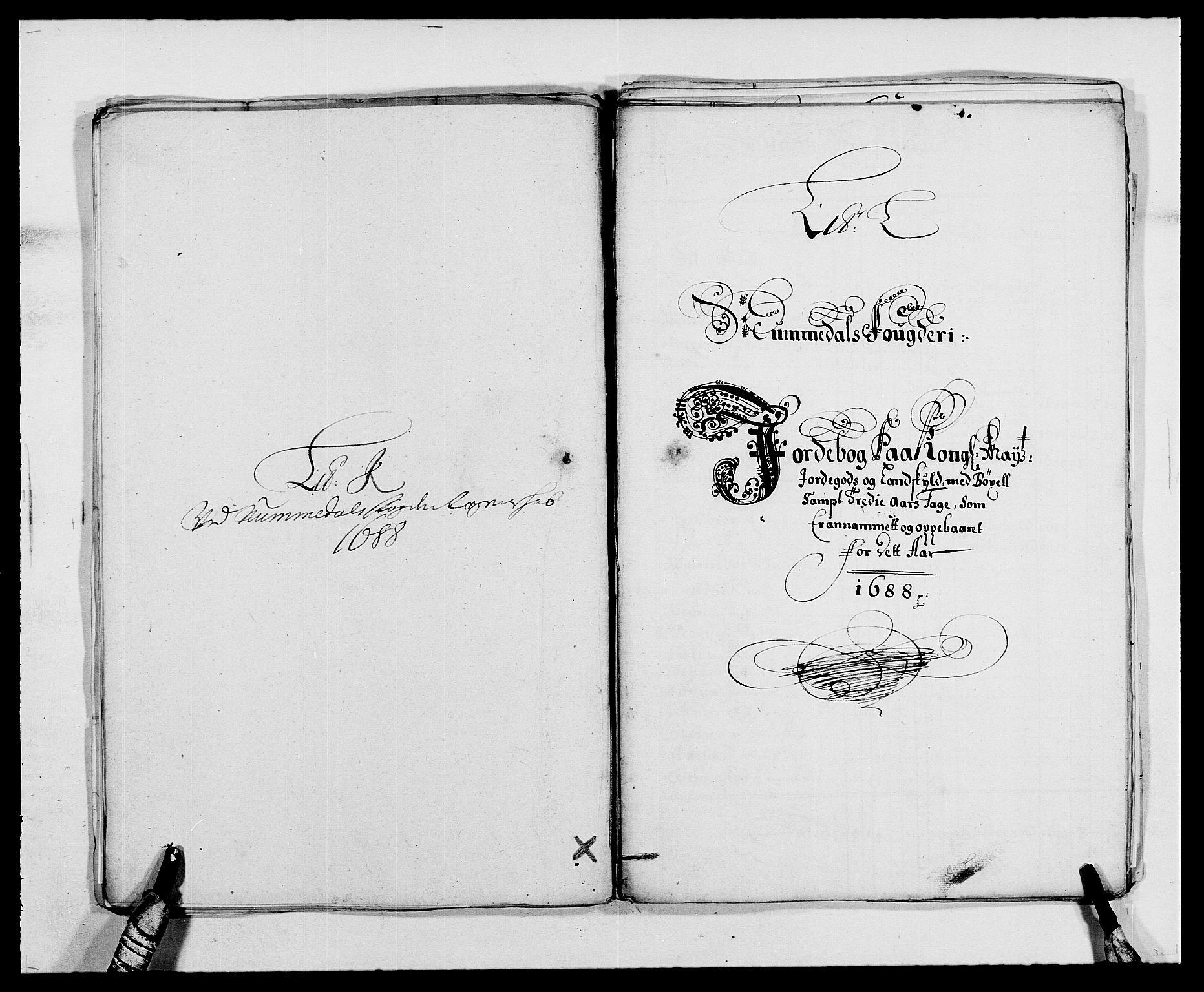 RA, Rentekammeret inntil 1814, Reviderte regnskaper, Fogderegnskap, R64/L4422: Fogderegnskap Namdal, 1687-1689, s. 150