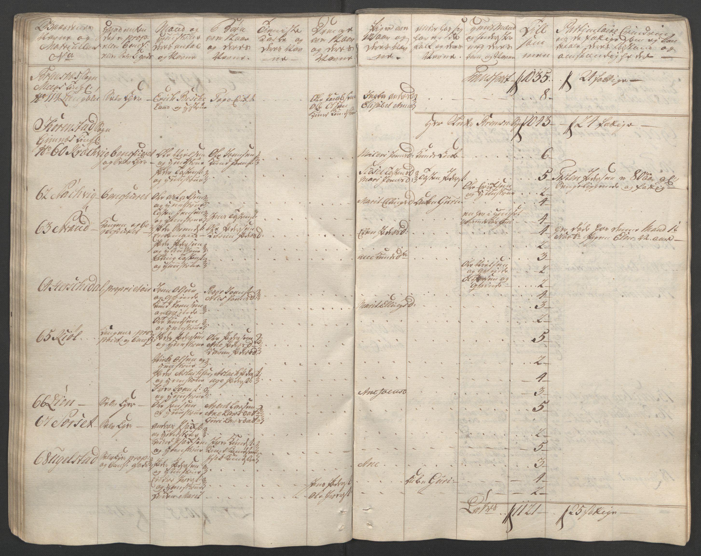RA, Rentekammeret inntil 1814, Reviderte regnskaper, Fogderegnskap, R56/L3841: Ekstraskatten Nordmøre, 1762-1763, s. 66