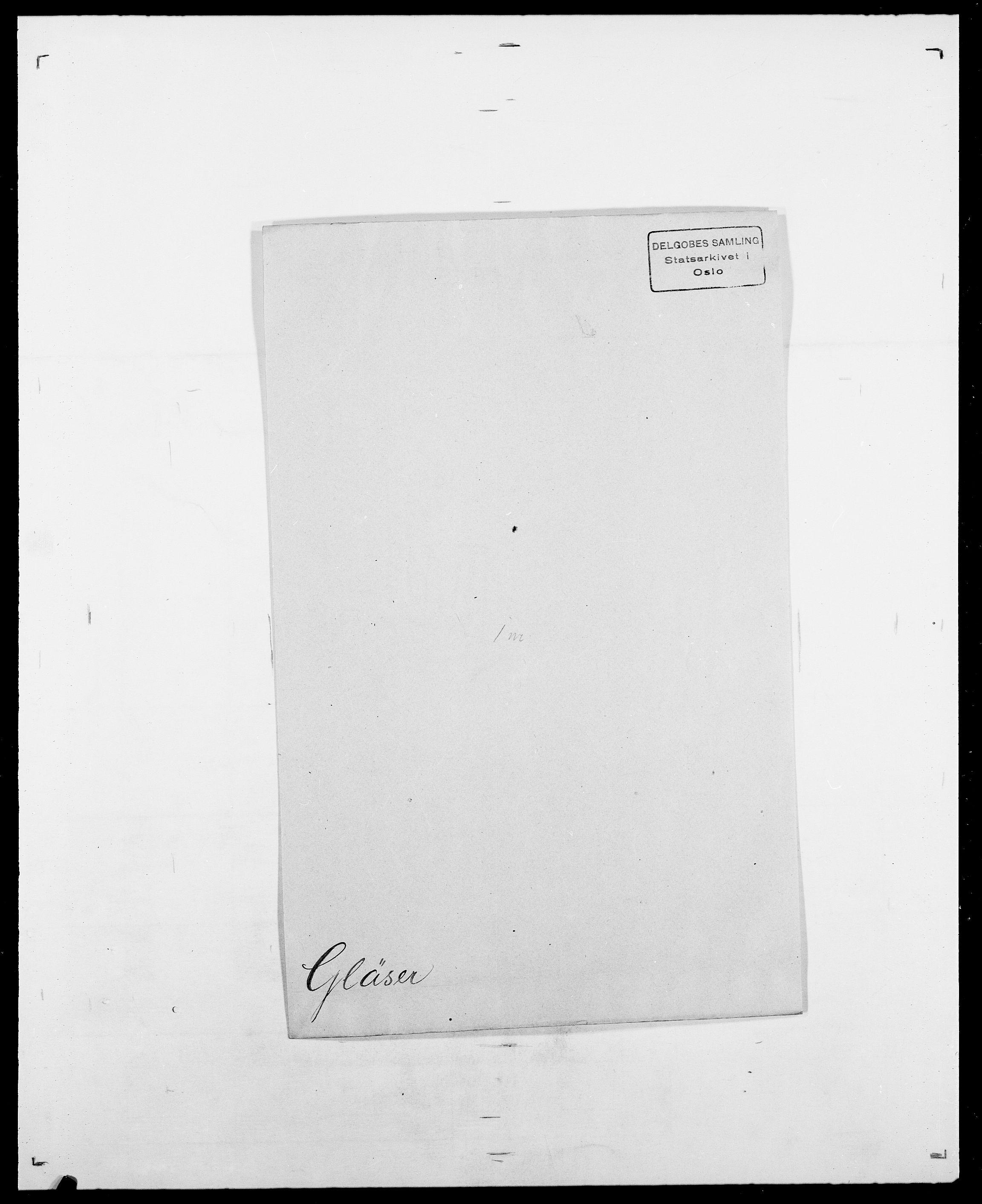 SAO, Delgobe, Charles Antoine - samling, D/Da/L0014: Giebdhausen - Grip, s. 349
