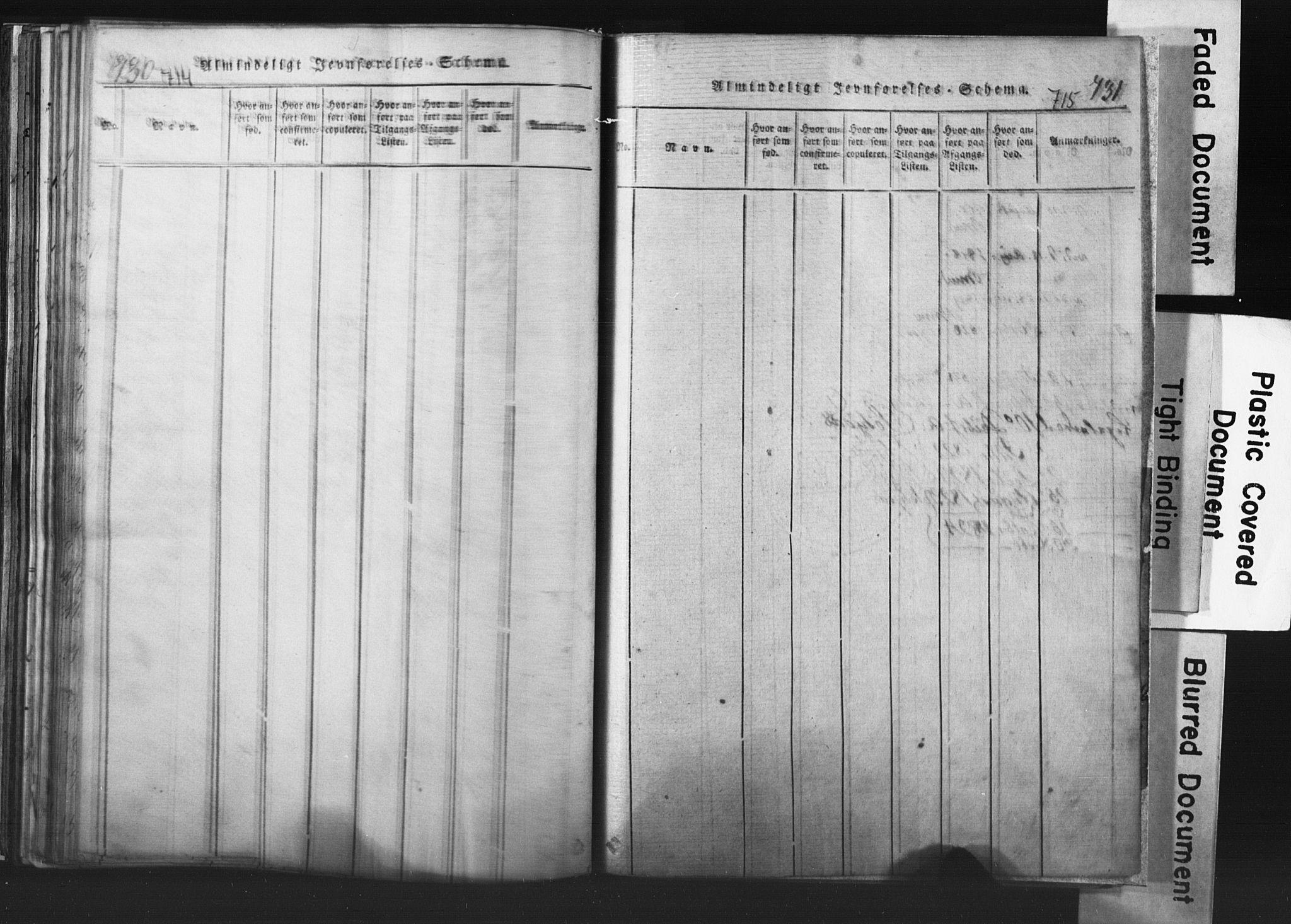 SAT, Ministerialprotokoller, klokkerbøker og fødselsregistre - Nord-Trøndelag, 701/L0017: Klokkerbok nr. 701C01, 1817-1825, s. 714-715