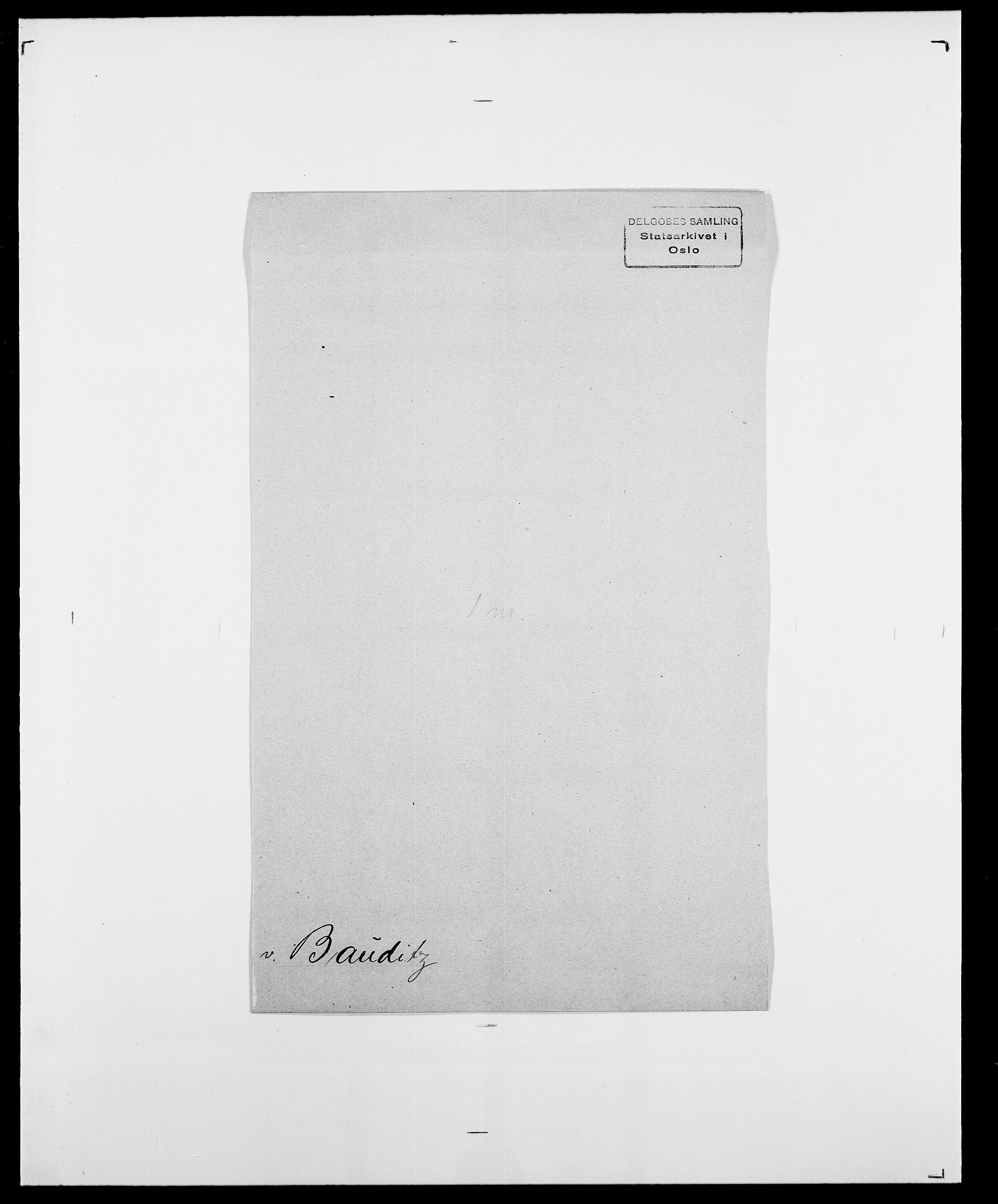SAO, Delgobe, Charles Antoine - samling, D/Da/L0003: Barca - Bergen, s. 436