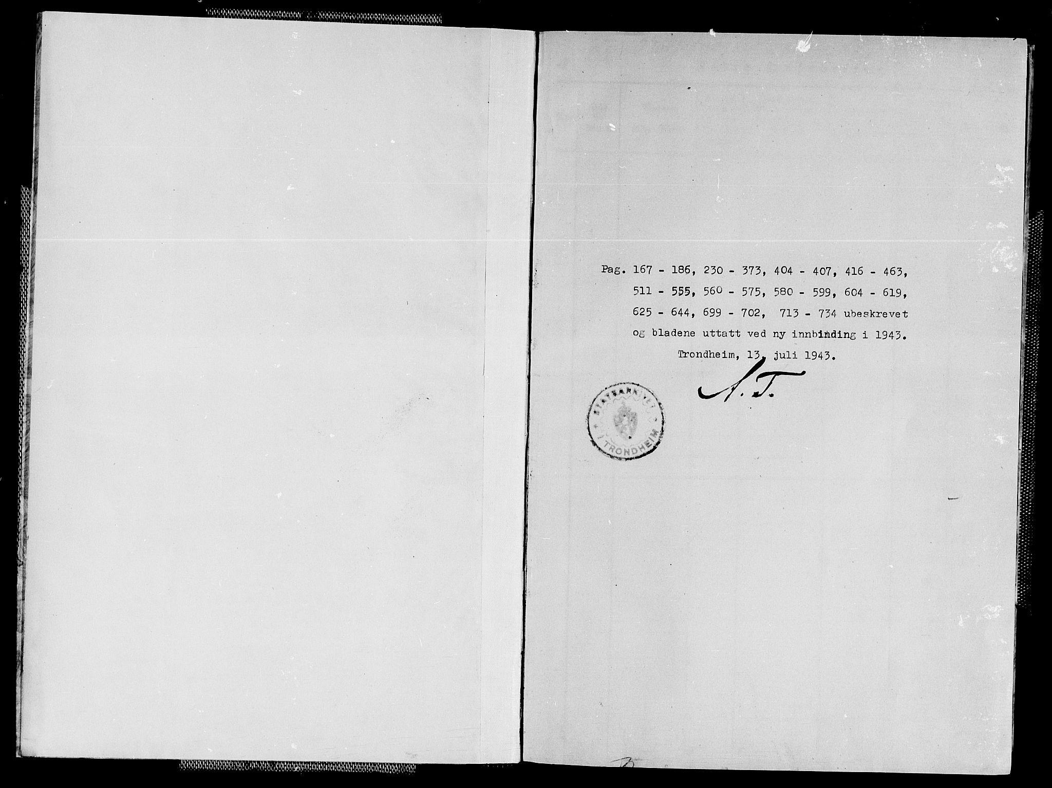 SAT, Ministerialprotokoller, klokkerbøker og fødselsregistre - Sør-Trøndelag, 667/L0796: Klokkerbok nr. 667C01, 1817-1836