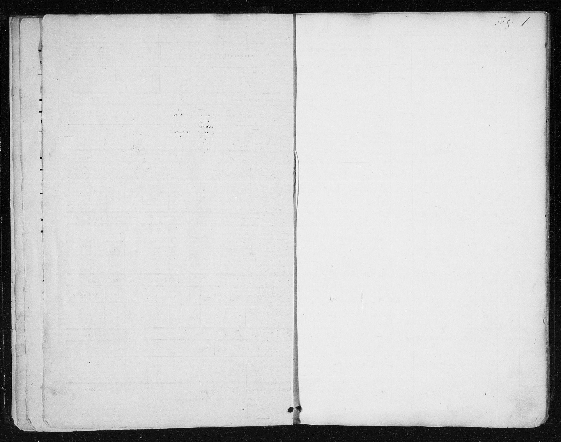 SAT, Ministerialprotokoller, klokkerbøker og fødselsregistre - Nord-Trøndelag, 723/L0240: Ministerialbok nr. 723A09, 1852-1860, s. 1