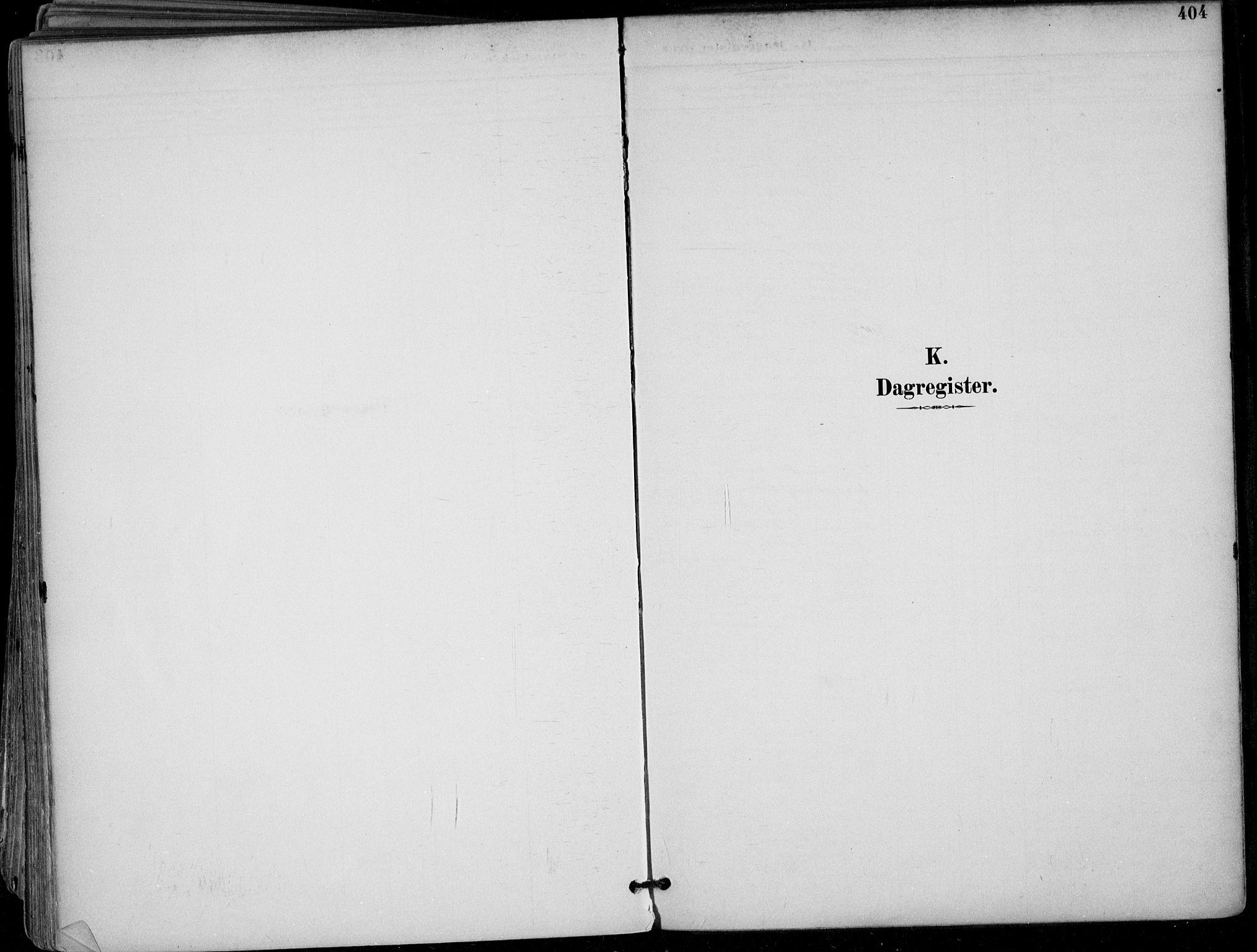 SAKO, Skien kirkebøker, F/Fa/L0010: Ministerialbok nr. 10, 1891-1899, s. 404