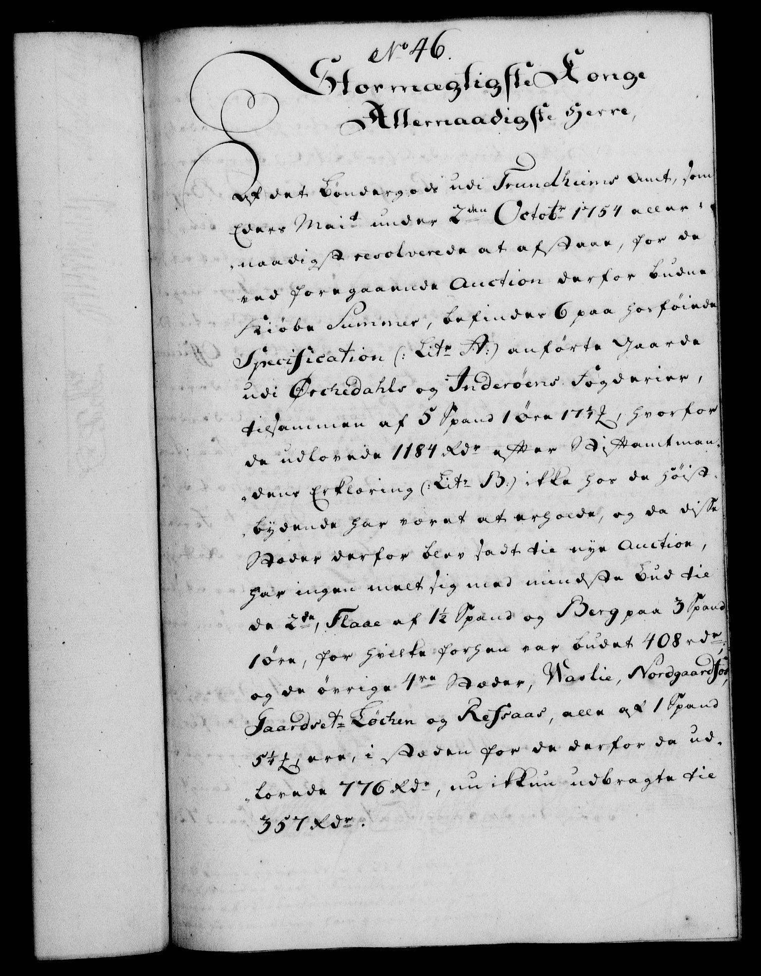 RA, Rentekammeret, Kammerkanselliet, G/Gf/Gfa/L0040: Norsk relasjons- og resolusjonsprotokoll (merket RK 52.40), 1758, s. 220