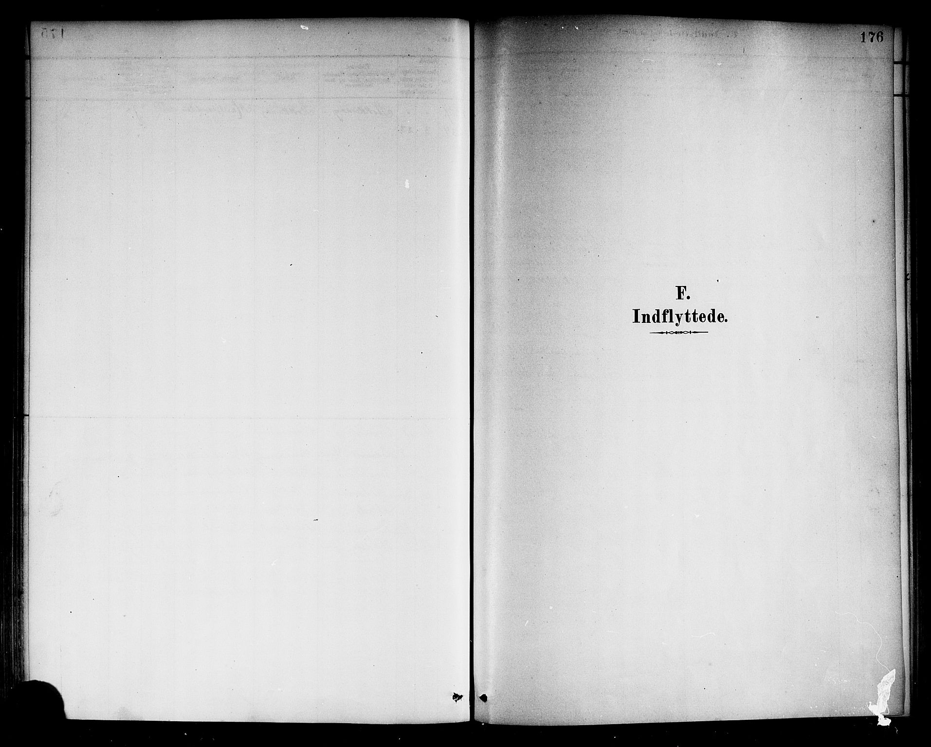 SAB, Selje sokneprestembete*, Ministerialbok nr. B 1, 1881-1890, s. 176
