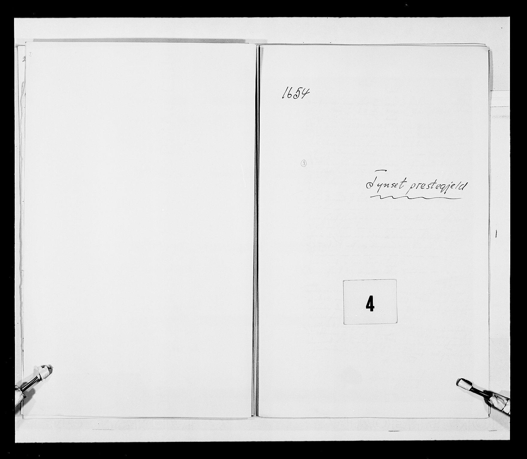RA, Stattholderembetet 1572-1771, Ek/L0030: Jordebøker 1633-1658:, 1654, s. 9