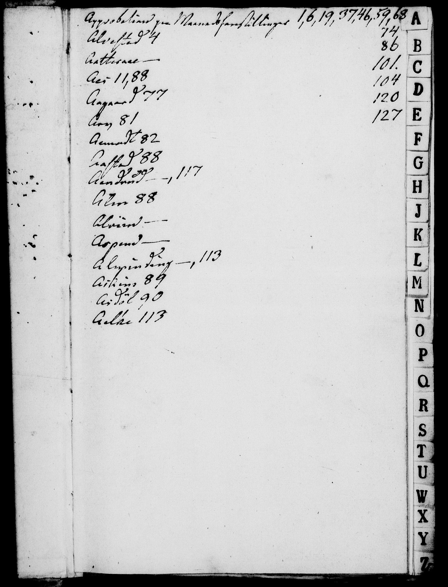 RA, Rentekammeret, Kammerkanselliet, G/Gf/Gfa/L0082: Norsk relasjons- og resolusjonsprotokoll (merket RK 52.82), 1800, s. 3