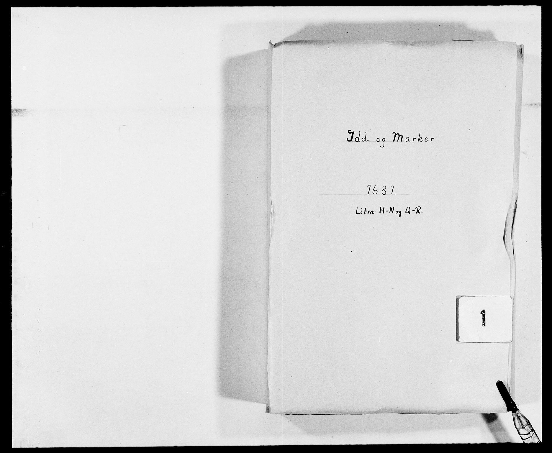 RA, Rentekammeret inntil 1814, Reviderte regnskaper, Fogderegnskap, R01/L0003: Fogderegnskap Idd og Marker, 1678-1681, s. 5