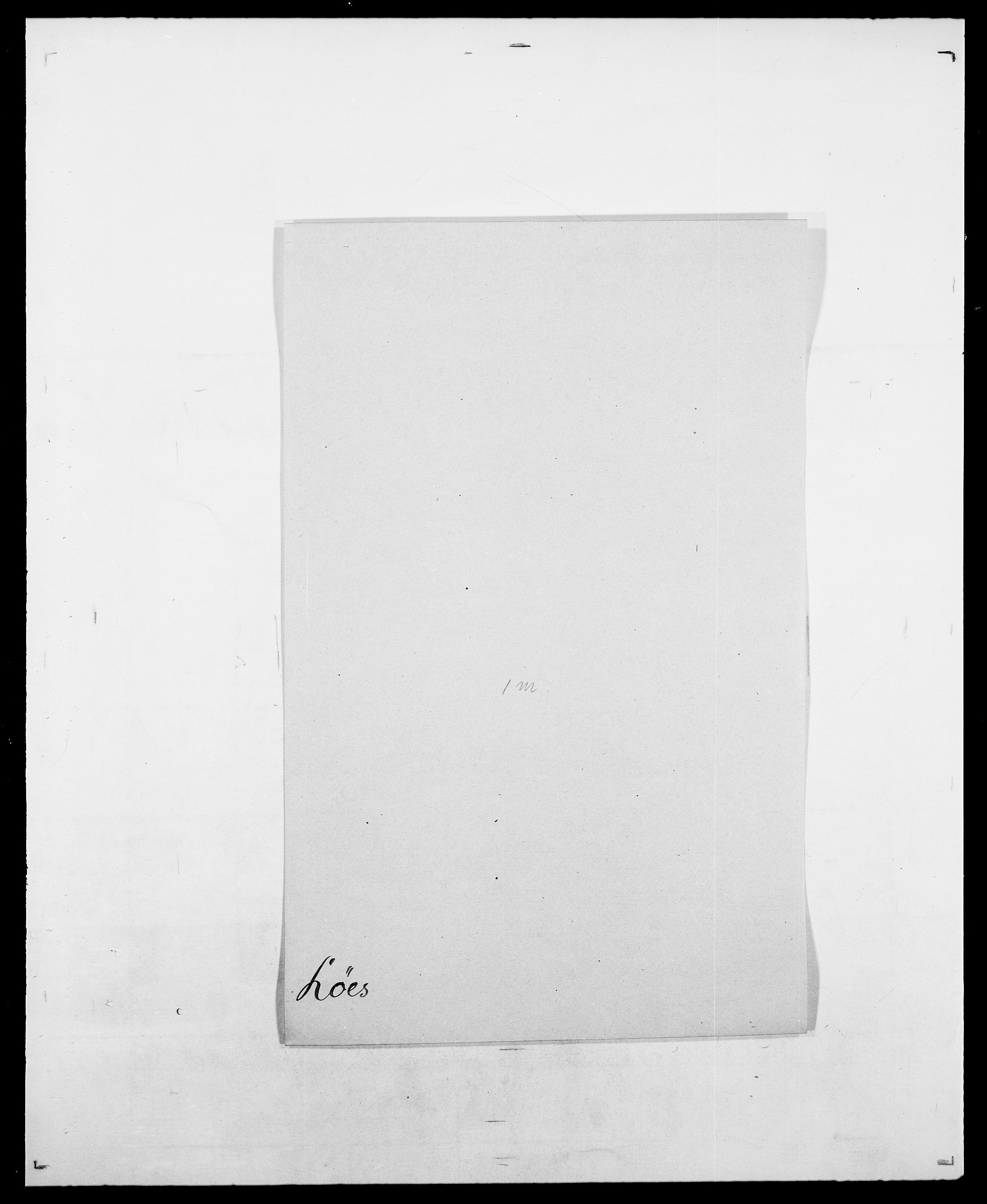 SAO, Delgobe, Charles Antoine - samling, D/Da/L0025: Løberg - Mazar, s. 20