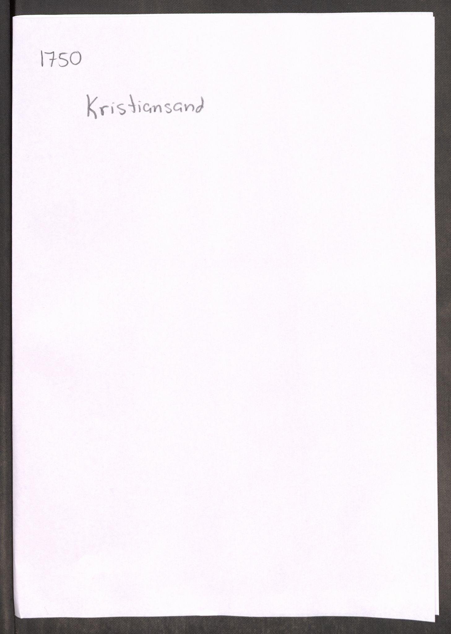 RA, Rentekammeret inntil 1814, Realistisk ordnet avdeling, Oe/L0004: [Ø1]: Priskuranter, 1749-1752, s. 408