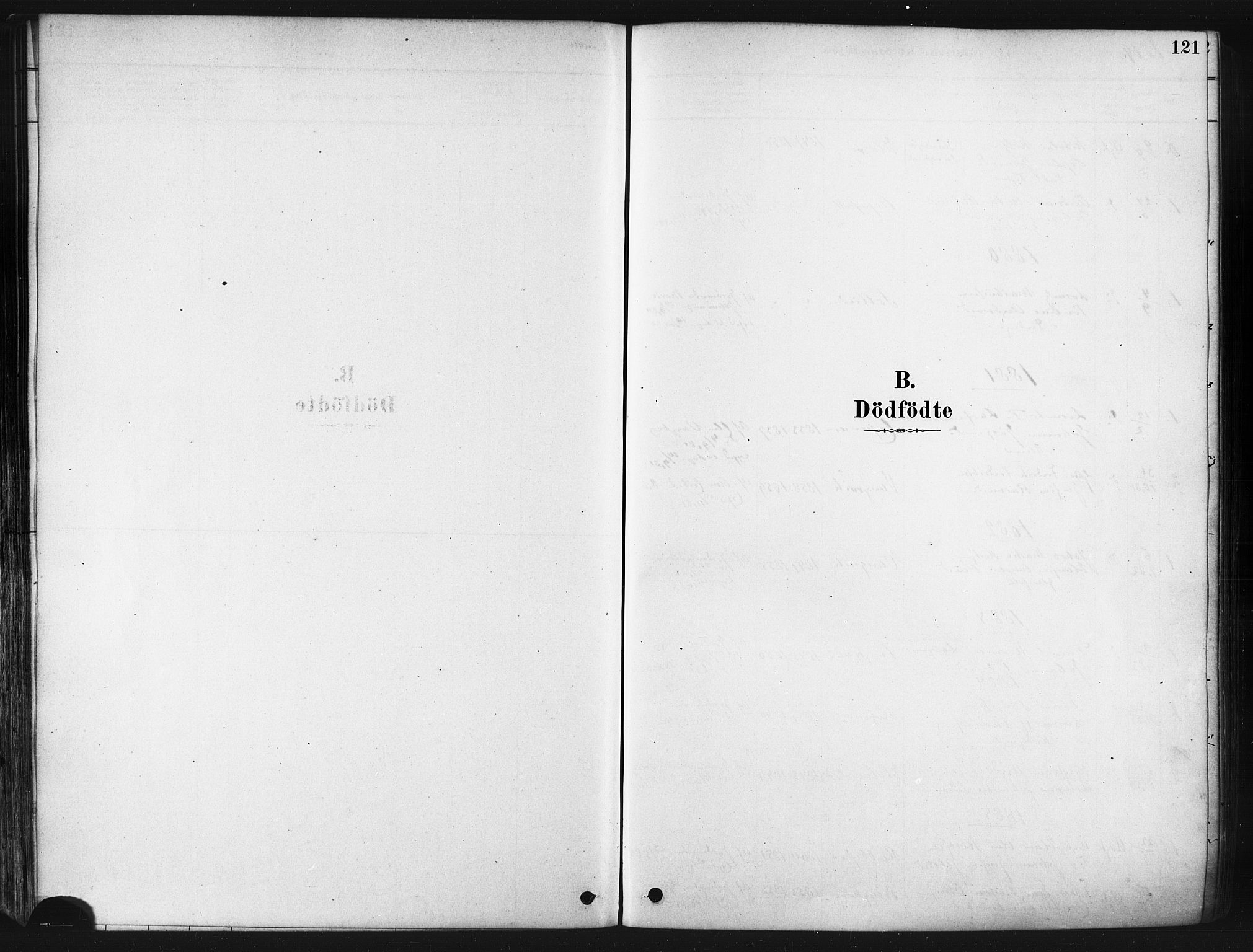 SATØ, Tranøy sokneprestkontor, I/Ia/Iaa/L0009kirke: Ministerialbok nr. 9, 1878-1904, s. 121