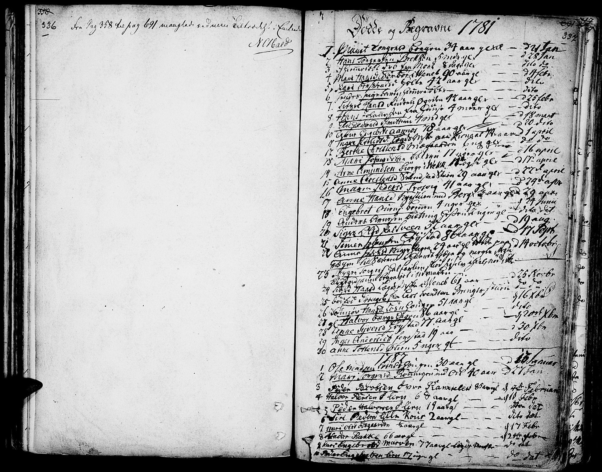SAH, Ringebu prestekontor, Ministerialbok nr. 3, 1781-1820, s. 336-337