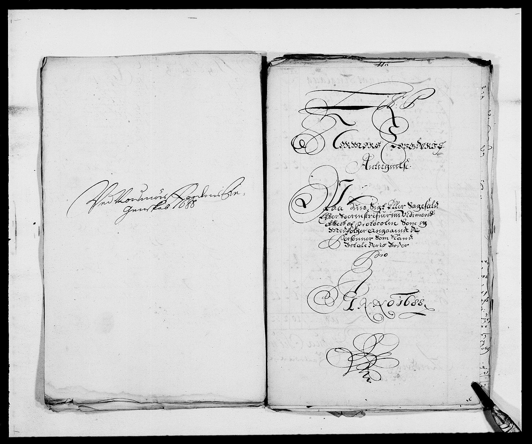 RA, Rentekammeret inntil 1814, Reviderte regnskaper, Fogderegnskap, R56/L3733: Fogderegnskap Nordmøre, 1687-1689, s. 317