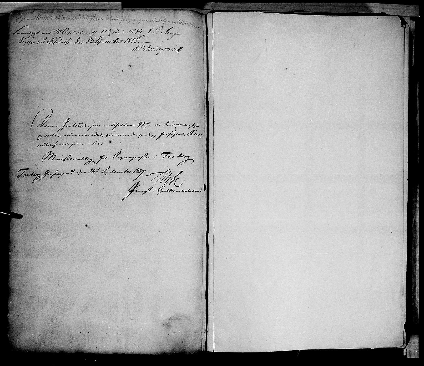 SAH, Fåberg prestekontor, Ministerialbok nr. 5, 1836-1854, s. 991-992