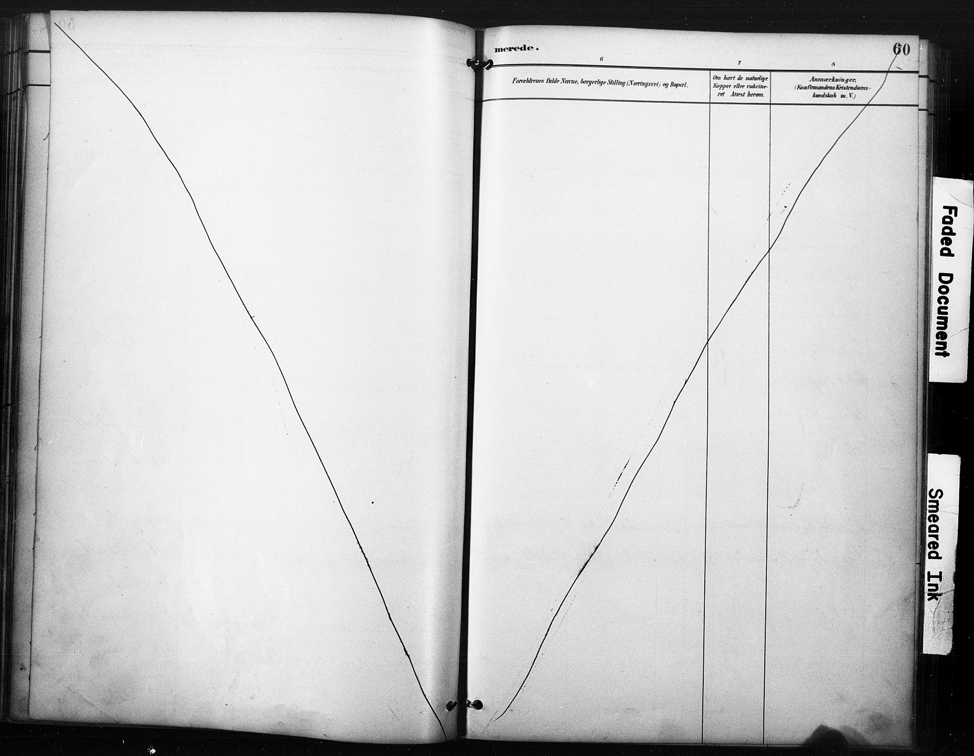 SAKO, Kviteseid kirkebøker, F/Fc/L0002: Ministerialbok nr. III 2, 1882-1908, s. 60
