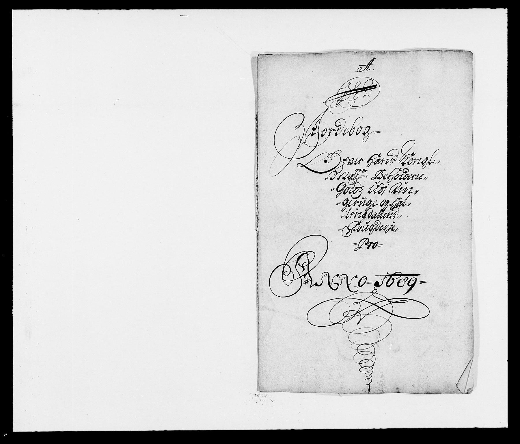 RA, Rentekammeret inntil 1814, Reviderte regnskaper, Fogderegnskap, R21/L1447: Fogderegnskap Ringerike og Hallingdal, 1687-1689, s. 268