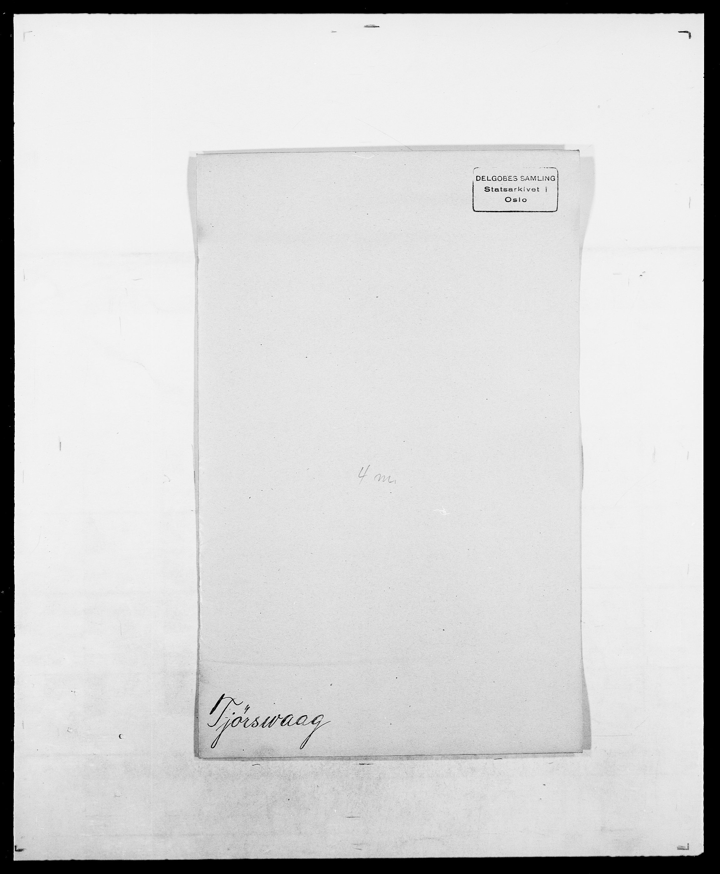 SAO, Delgobe, Charles Antoine - samling, D/Da/L0039: Thorsen - Urup, s. 76