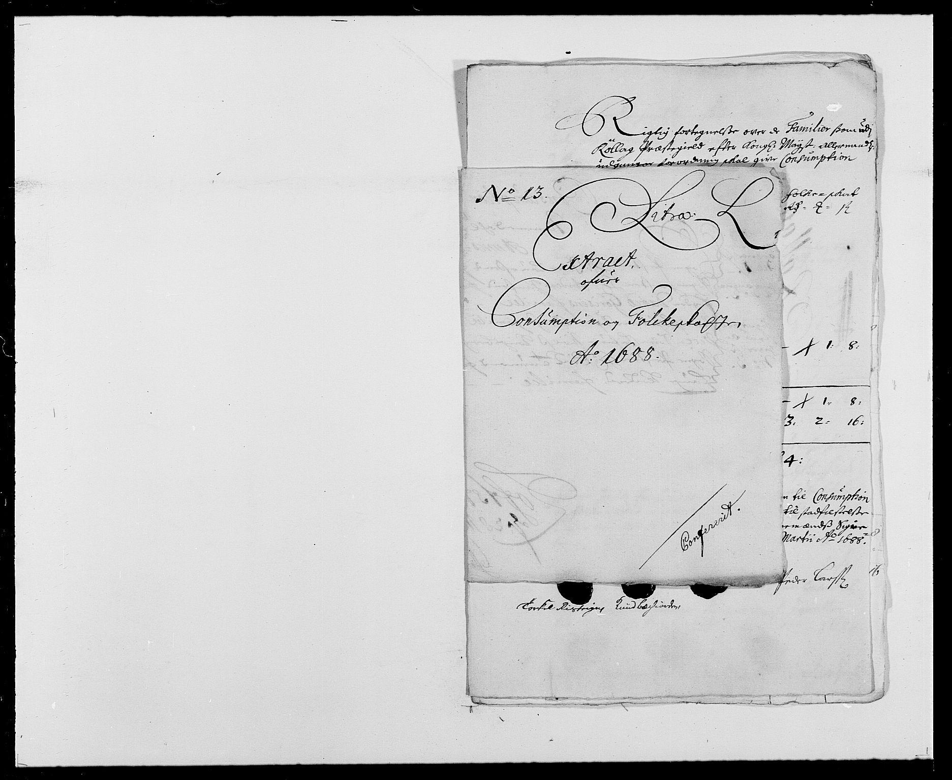 RA, Rentekammeret inntil 1814, Reviderte regnskaper, Fogderegnskap, R24/L1573: Fogderegnskap Numedal og Sandsvær, 1687-1691, s. 325