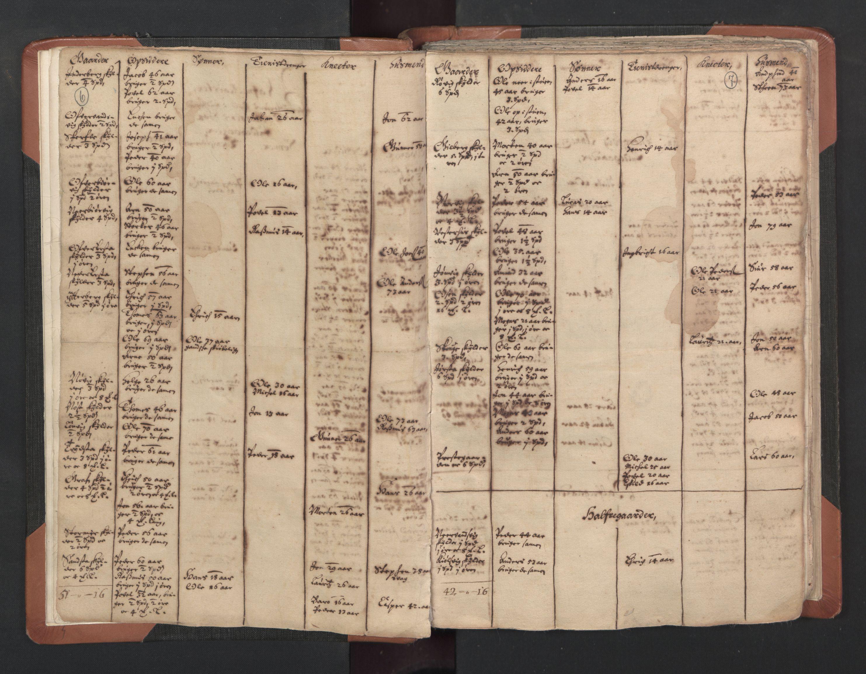 RA, Sogneprestenes manntall 1664-1666, nr. 33: Innherad prosti, 1664-1666, s. 6-7