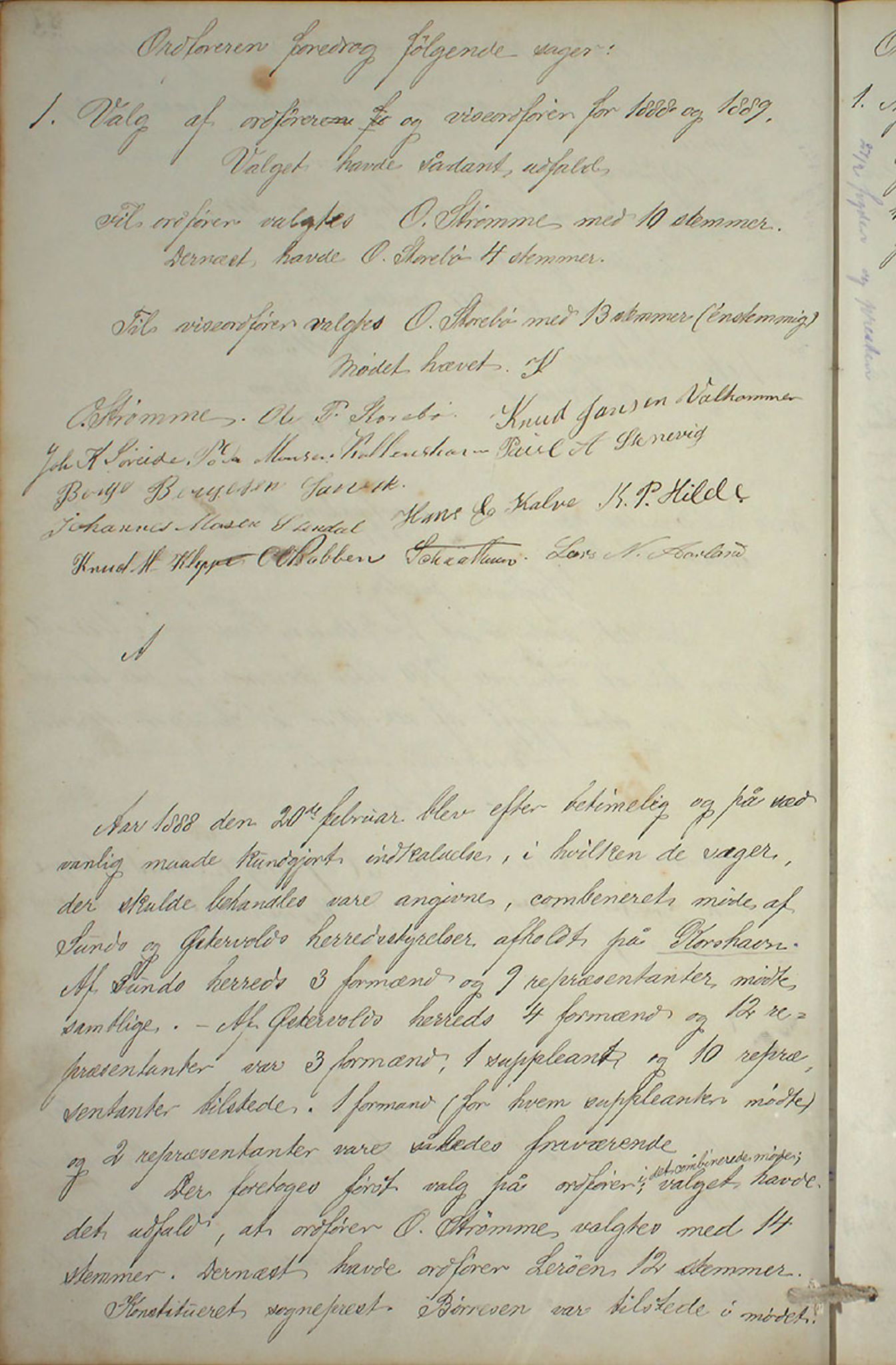 IKAH, Austevoll kommune. Formannskapet, A/Aa/L0001: Østervolds Herredsforhandlings-protokoll, 1886-1900, s. 55