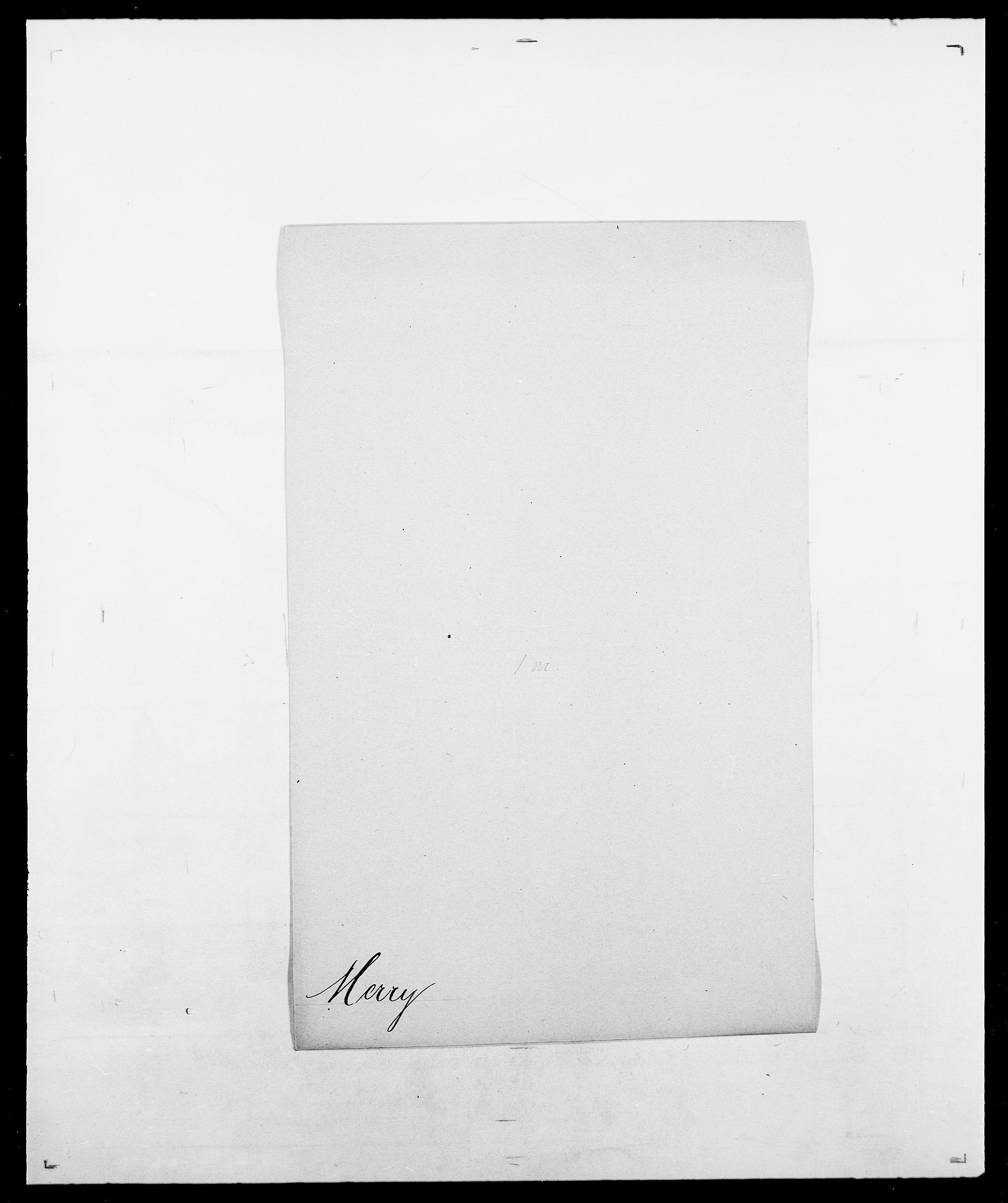 SAO, Delgobe, Charles Antoine - samling, D/Da/L0026: Mechelby - Montoppidan, s. 328