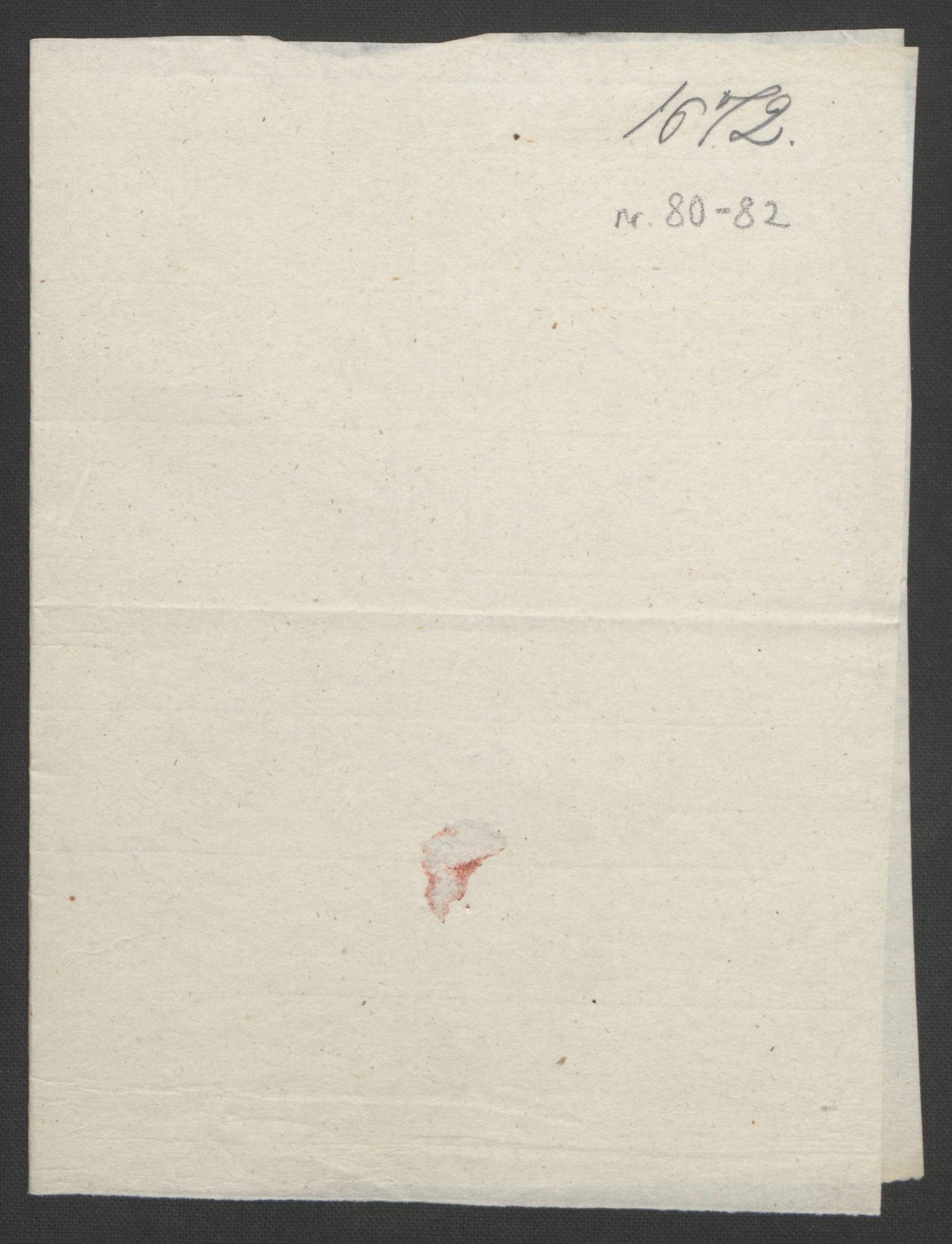 RA, Rentekammeret inntil 1814, Reviderte regnskaper, Fogderegnskap, R32/L1842: Fogderegnskap Jarlsberg grevskap, 1664-1673, s. 209