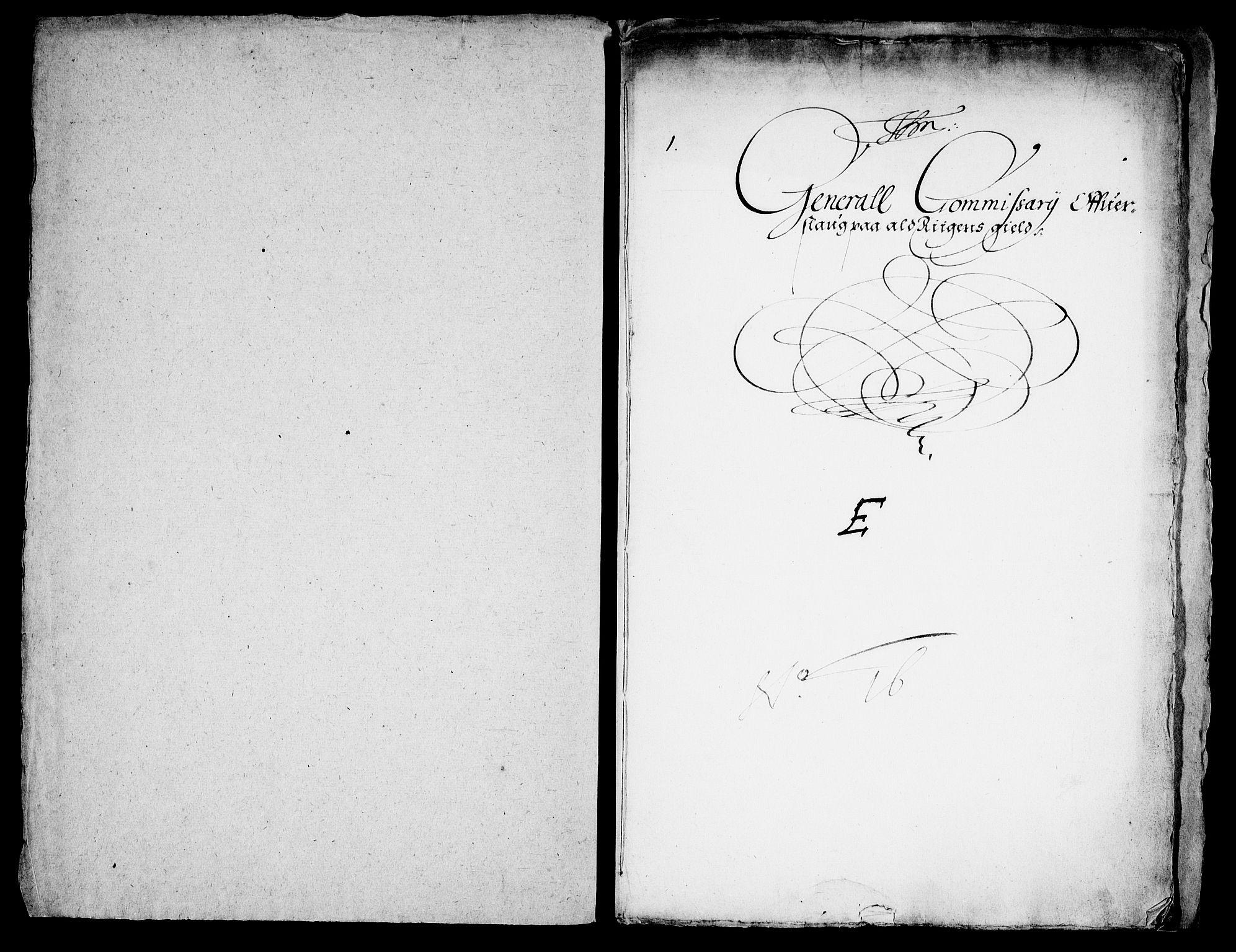 RA, Danske Kanselli, Skapsaker, G/L0019: Tillegg til skapsakene, 1616-1753, s. 116