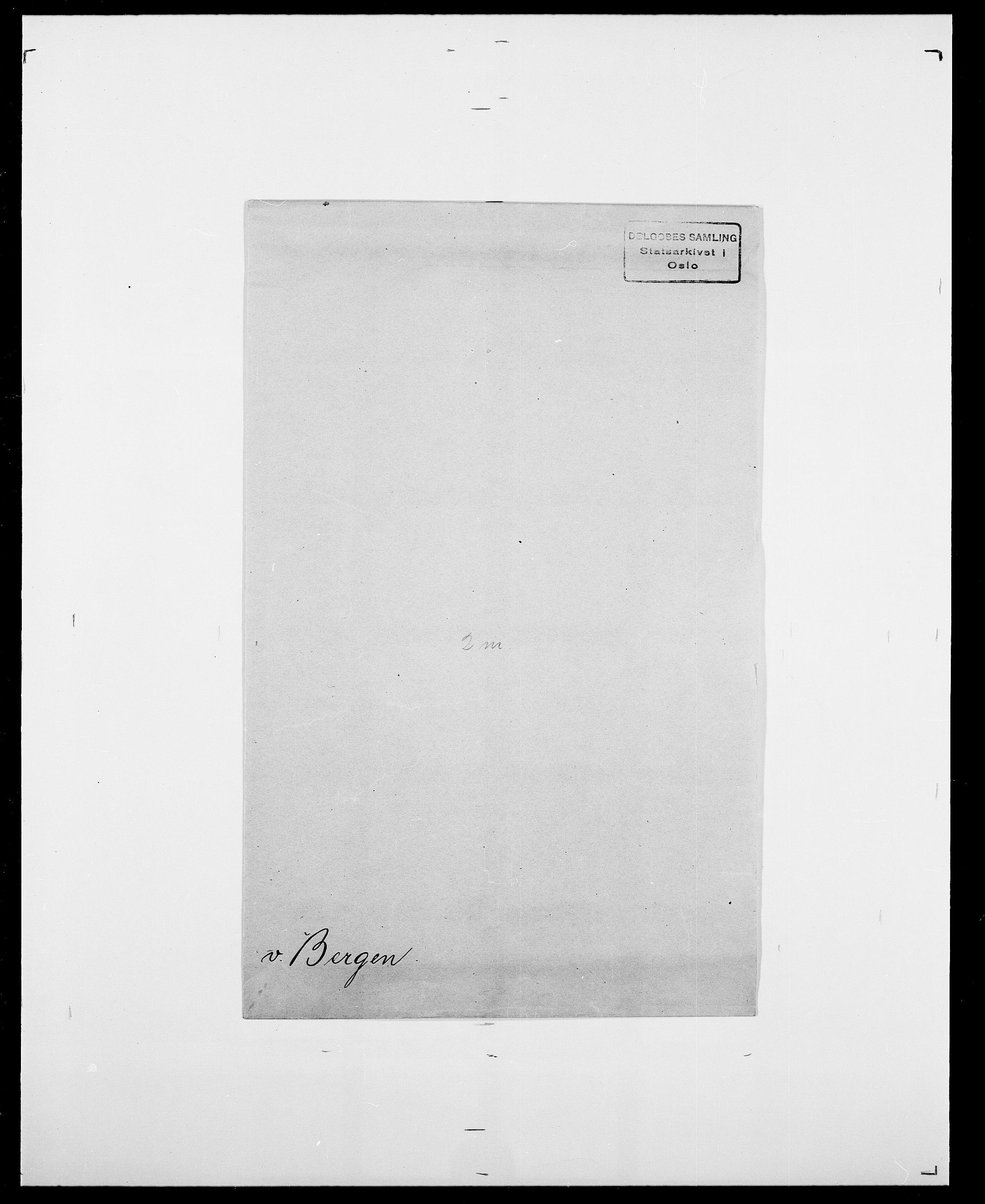 SAO, Delgobe, Charles Antoine - samling, D/Da/L0003: Barca - Bergen, s. 1057