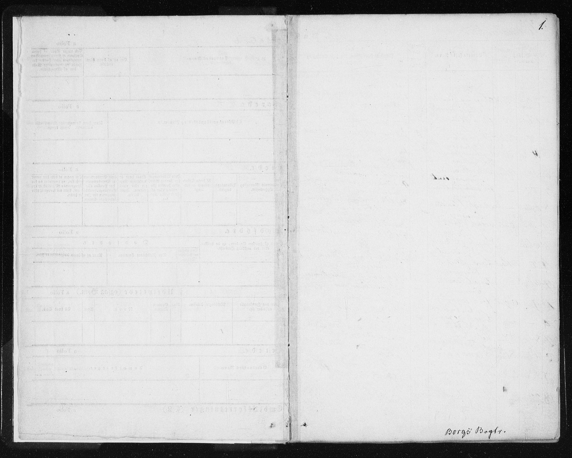 SAT, Ministerialprotokoller, klokkerbøker og fødselsregistre - Sør-Trøndelag, 685/L0963: Ministerialbok nr. 685A06 /1, 1846-1859, s. 1
