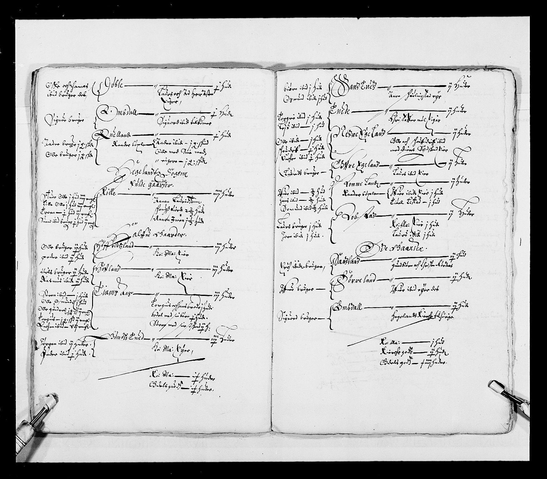 RA, Stattholderembetet 1572-1771, Ek/L0023: Jordebøker 1633-1658:, 1648-1649, s. 73