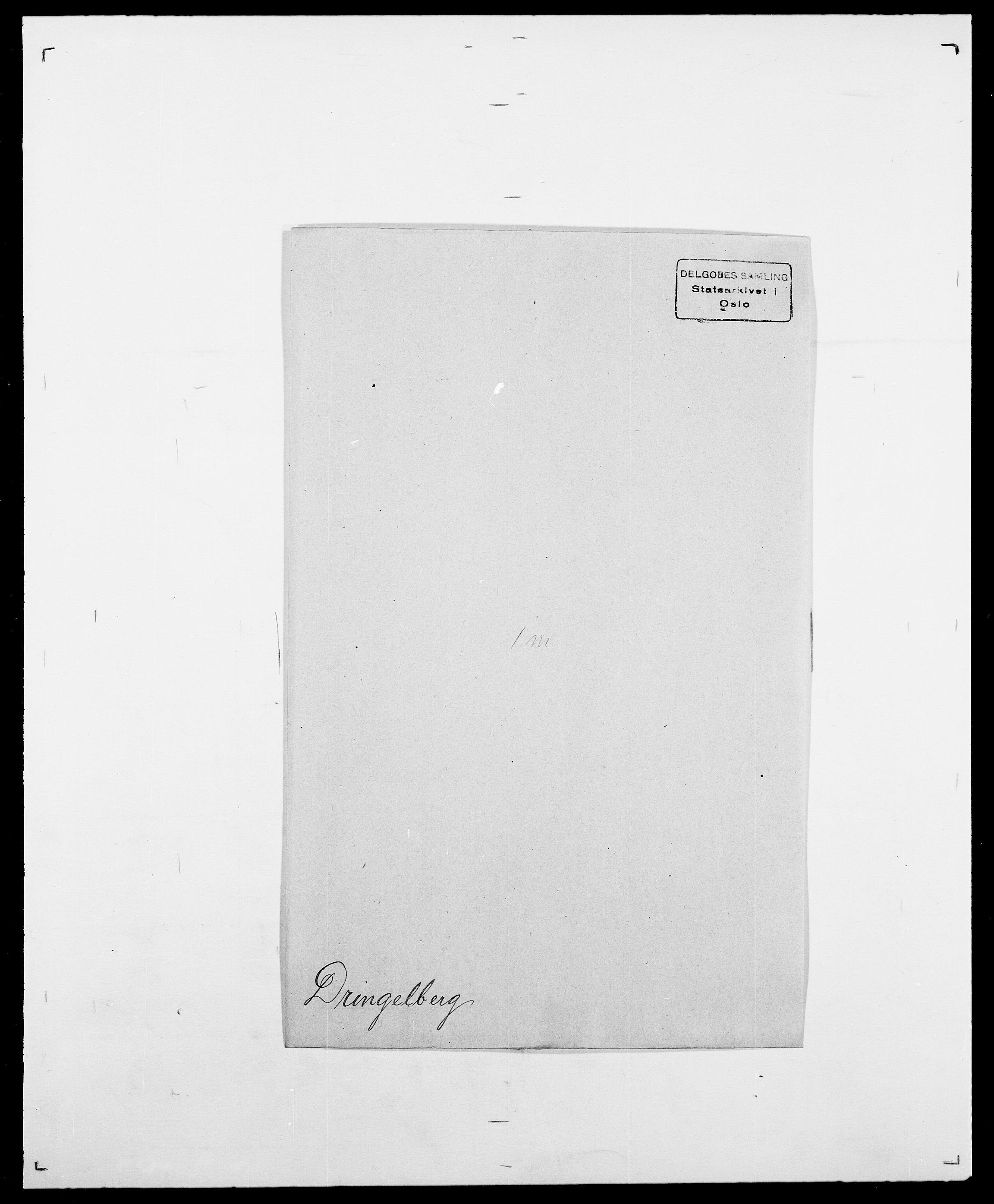 SAO, Delgobe, Charles Antoine - samling, D/Da/L0009: Dahl - v. Düren, s. 785