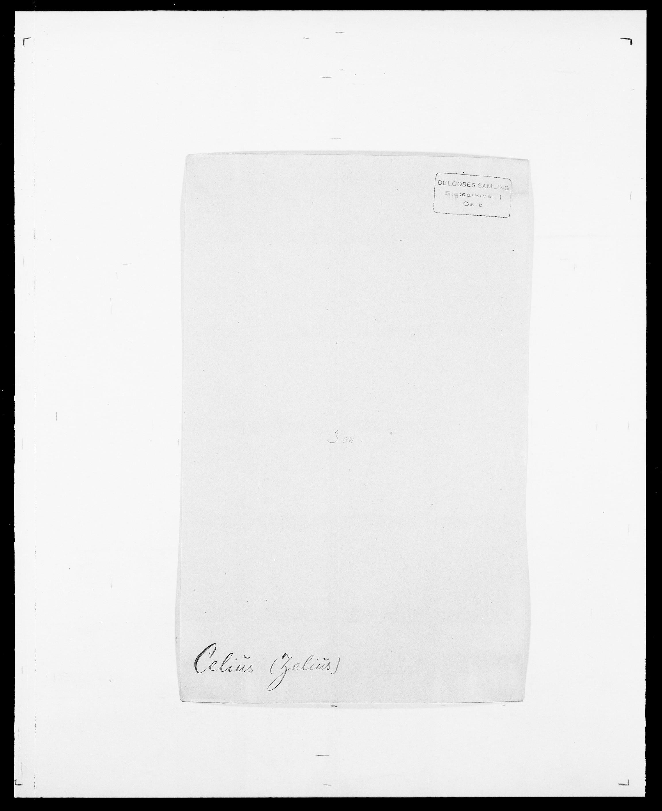 SAO, Delgobe, Charles Antoine - samling, D/Da/L0008: Capjon - Dagenbolt, s. 162