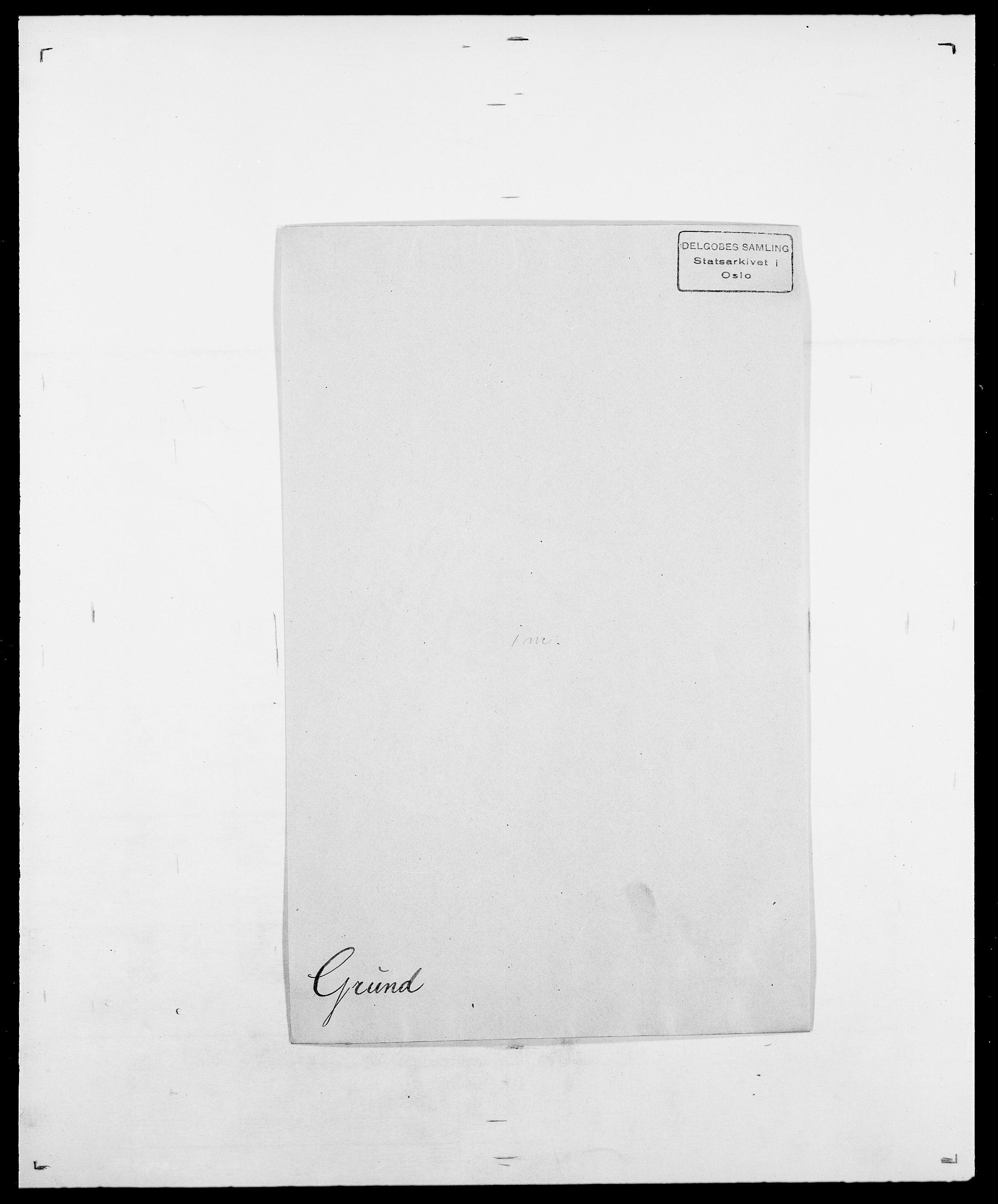 SAO, Delgobe, Charles Antoine - samling, D/Da/L0015: Grodtshilling - Halvorsæth, s. 71