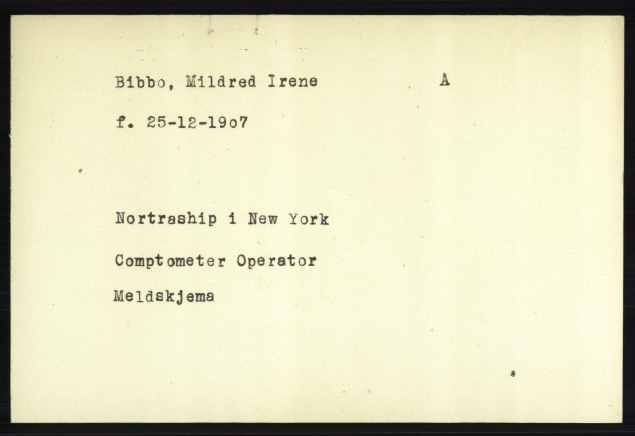 NHM, Forsvarets Overkommando. 2. kontor. Arkiv 8.1. Mottakersentralen FDE og FO.II, P/Pa/L0003: Kortsamling, 1940-1945, s. 1
