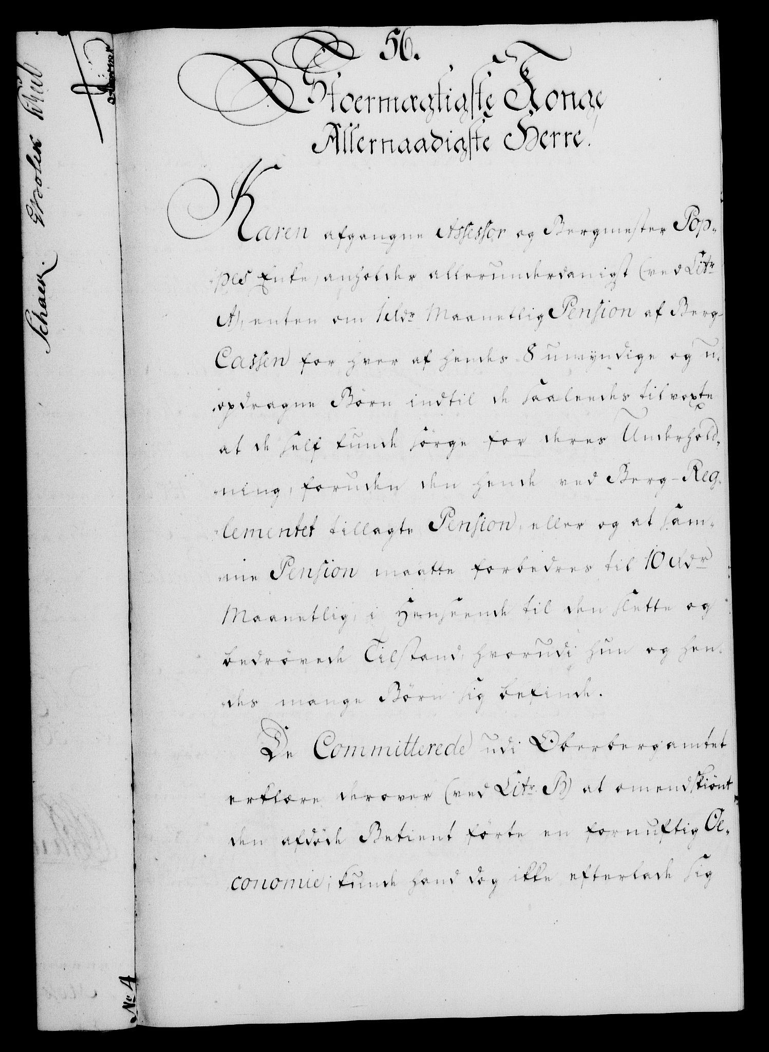 RA, Rentekammeret, Kammerkanselliet, G/Gf/Gfa/L0051: Norsk relasjons- og resolusjonsprotokoll (merket RK 52.51), 1769, s. 263