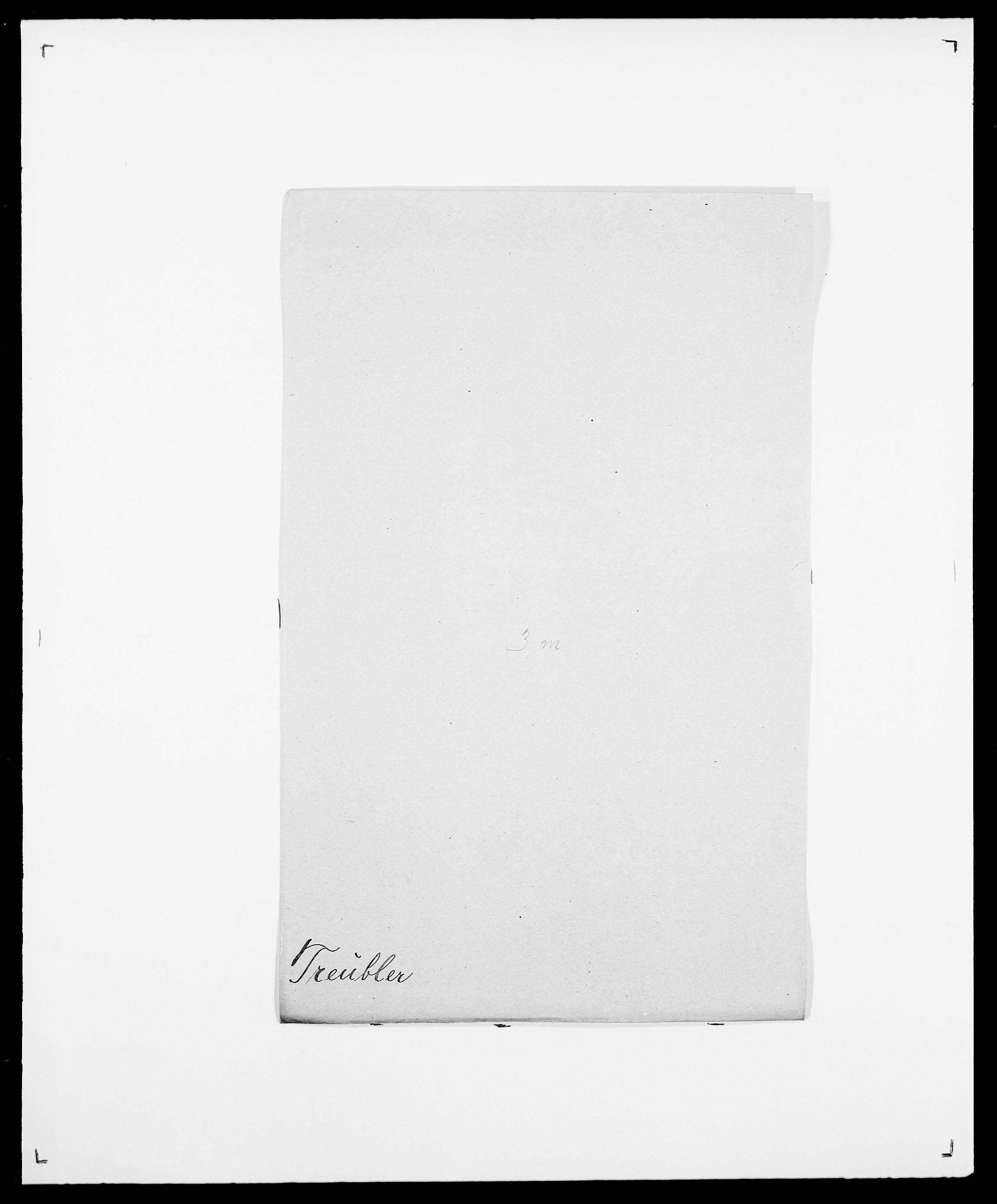 SAO, Delgobe, Charles Antoine - samling, D/Da/L0039: Thorsen - Urup, s. 343